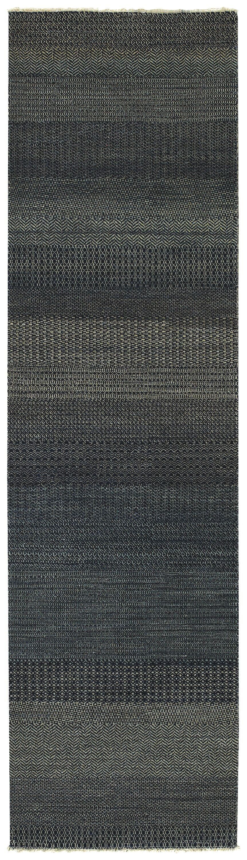 Alameda Midnight Blue Area Rug Rug Size: Runner 2'6