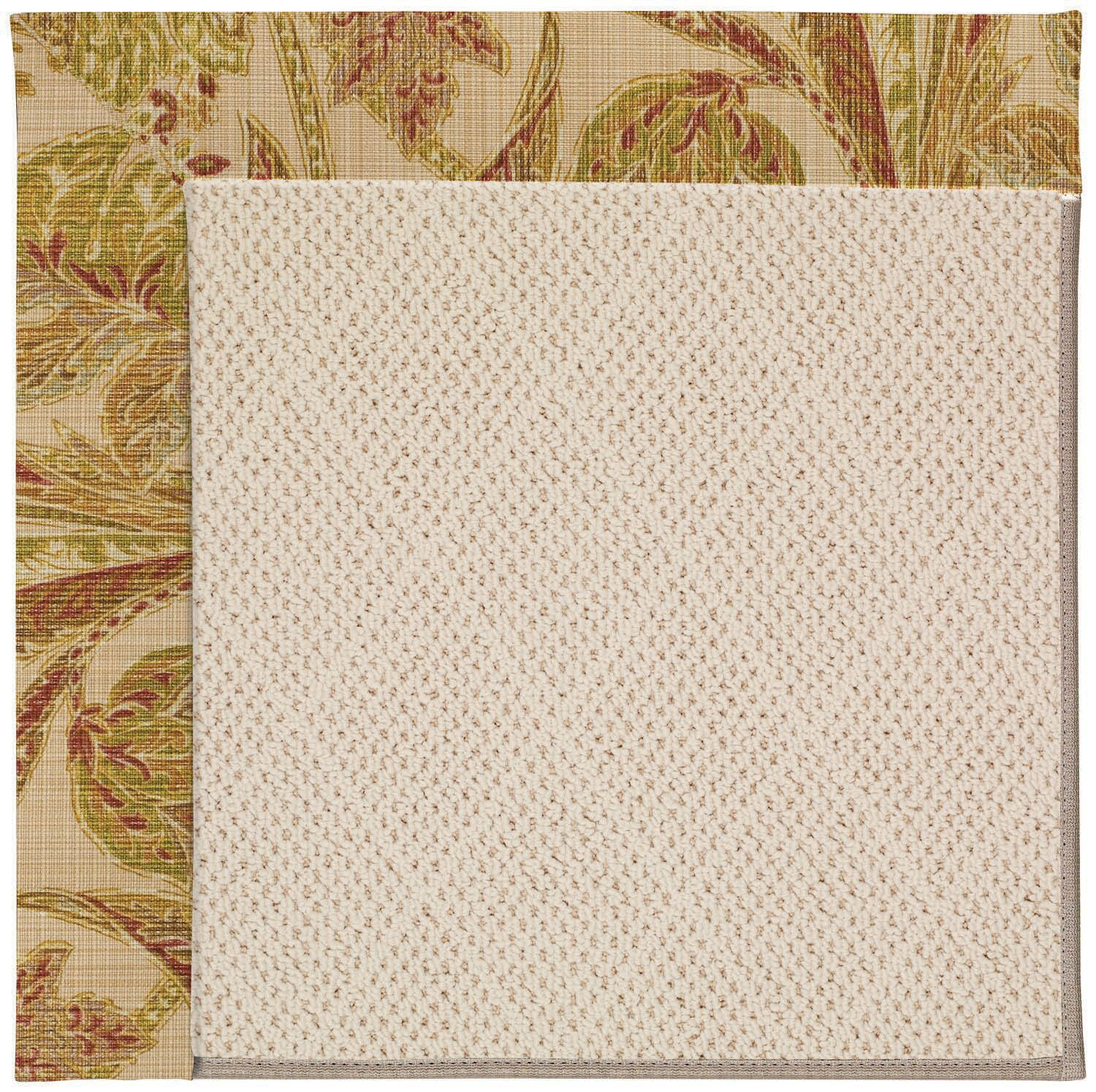 Lisle Light Beige Indoor/Outdoor Area Rug Rug Size: Rectangle 2' x 3'