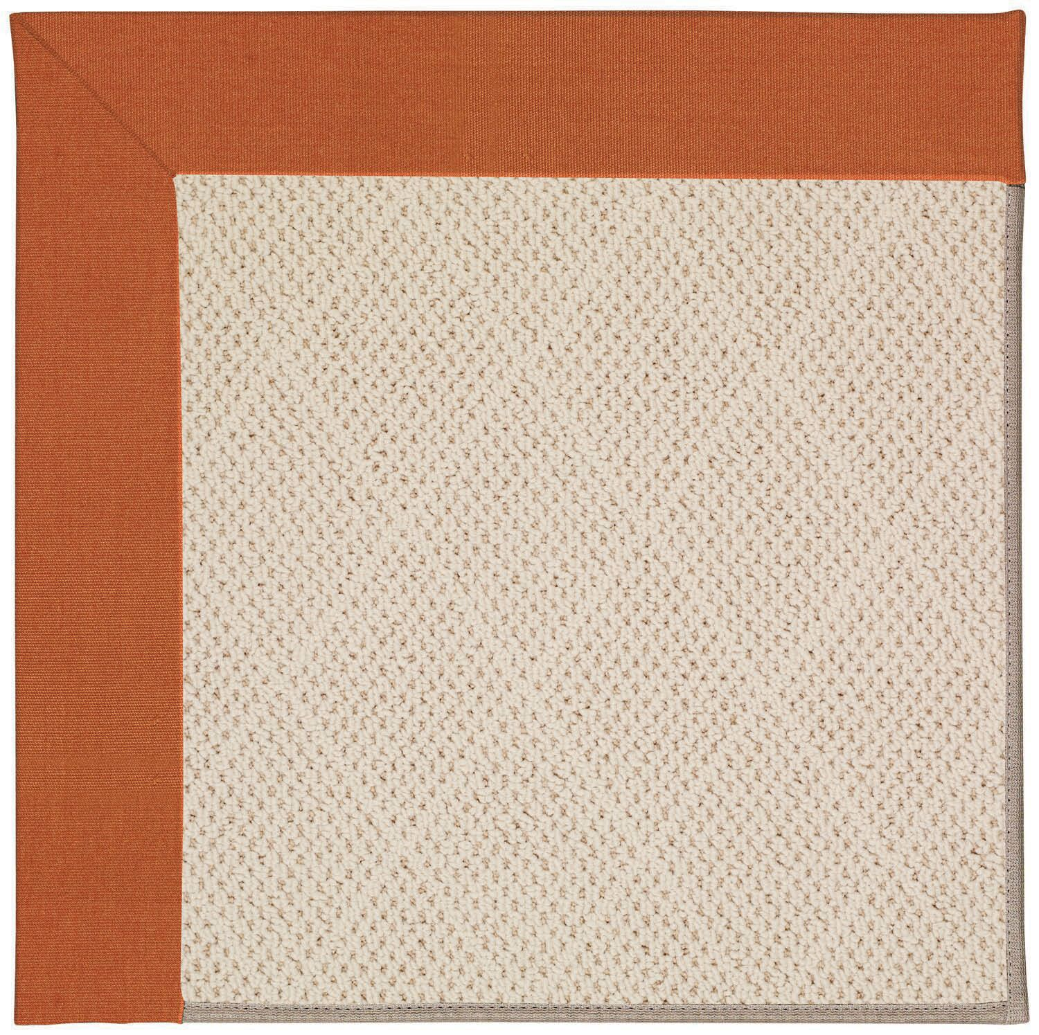 Lisle Cream Indoor/Outdoor Area Rug Rug Size: Square 12'