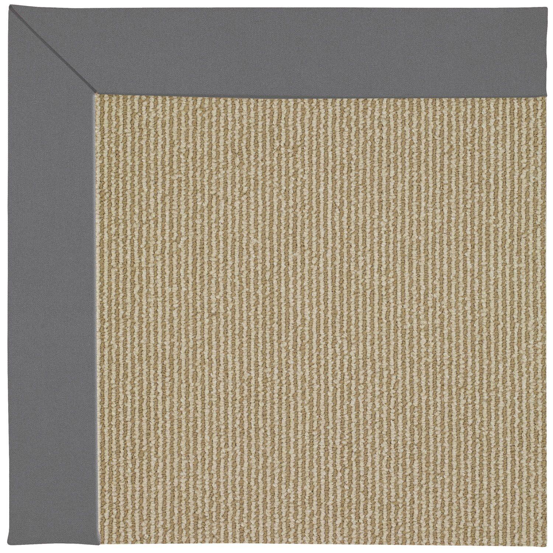 Lisle Brown Indoor/Outdoor Area Rug Rug Size: Rectangle 7' x 9'