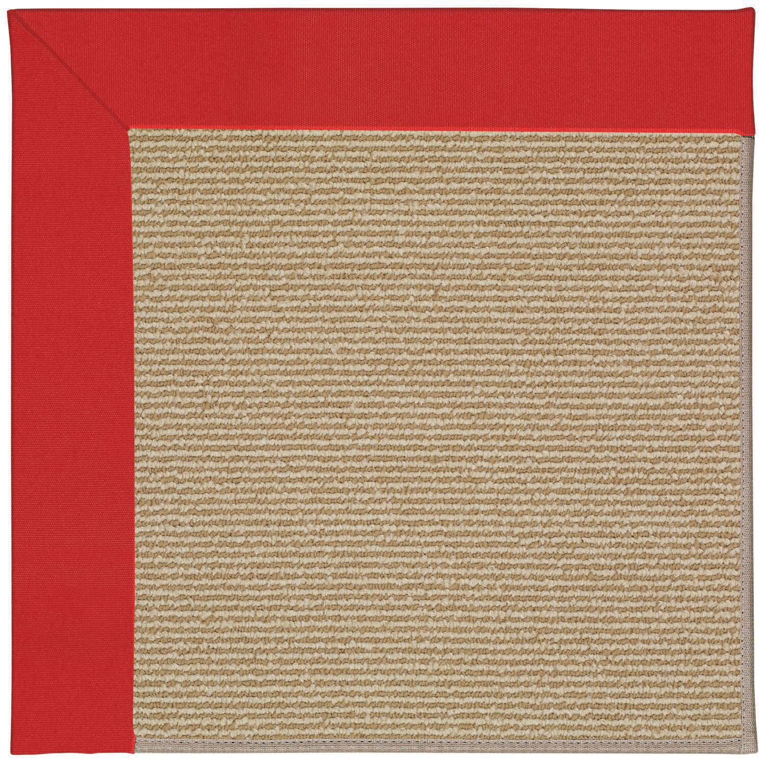 Lisle Brown Indoor/Outdoor Area Rug Rug Size: Rectangle 7' x 9'