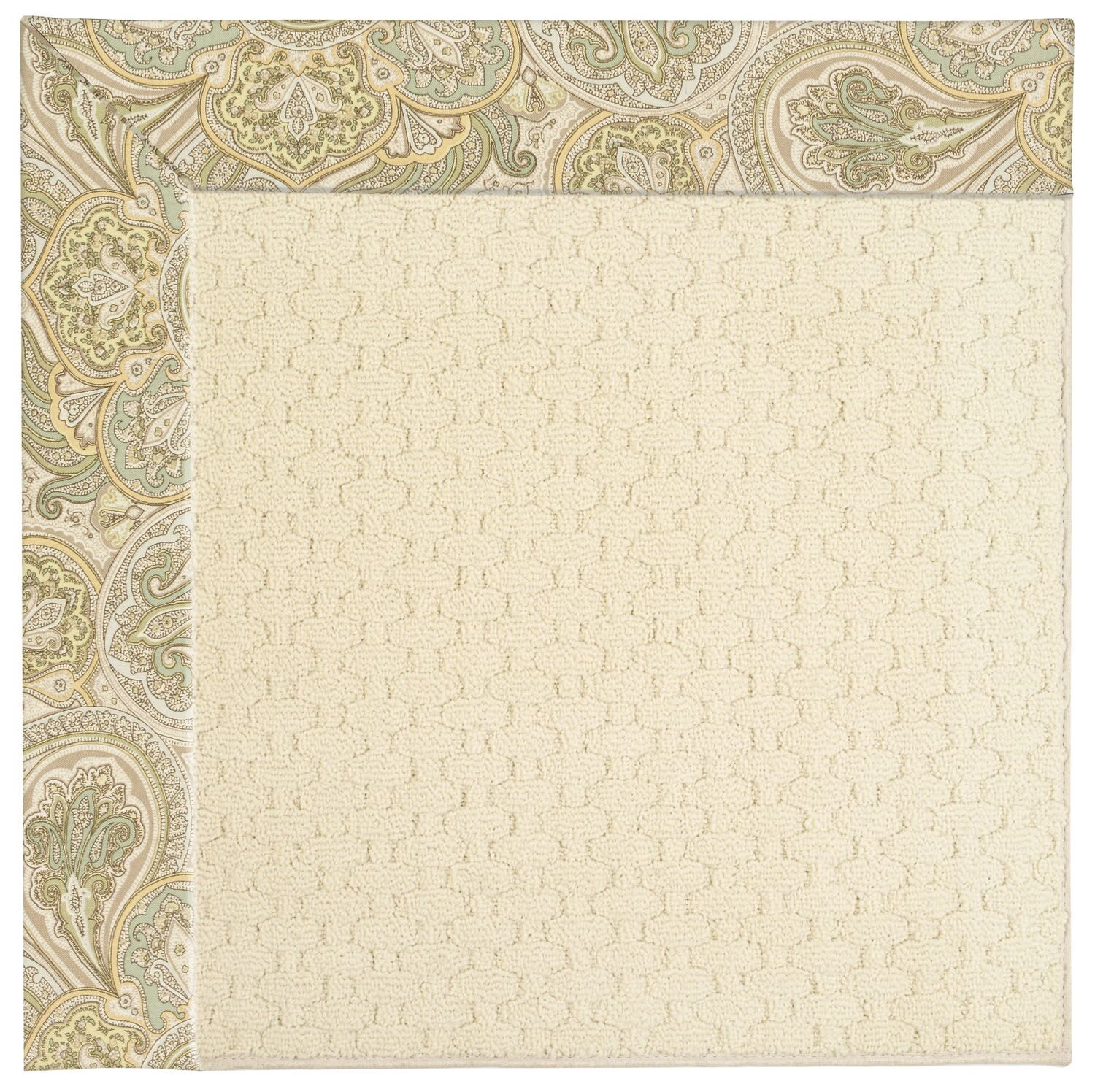 Lisle Light Beige Indoor/Outdoor Area Rug Rug Size: Rectangle 3' x 5'