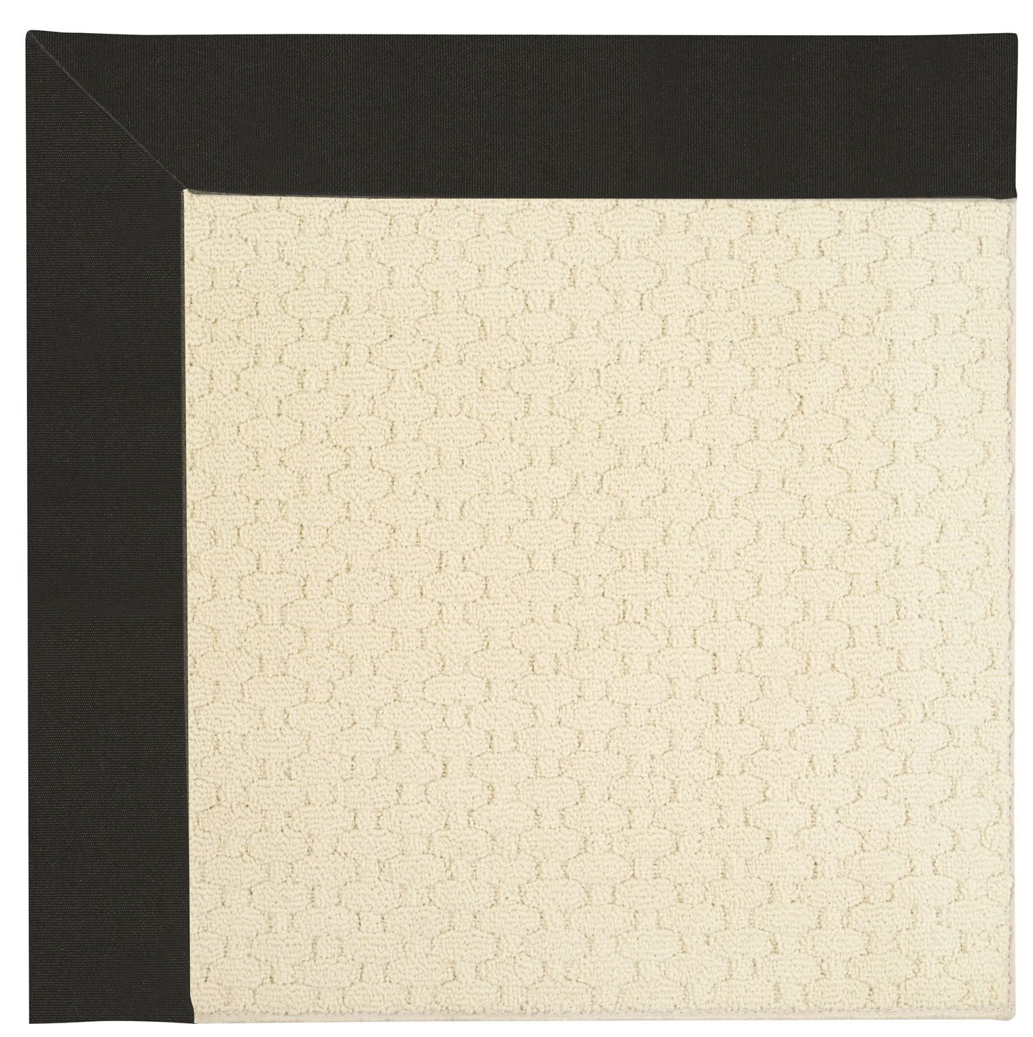 Lisle Off White Indoor/Outdoor Area Rug Rug Size: Rectangle 2' x 3'