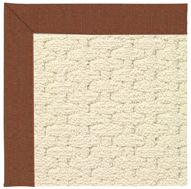 Lisle Beige Indoor/Outdoor Area Rug Rug Size: Rectangle 10' x 14'