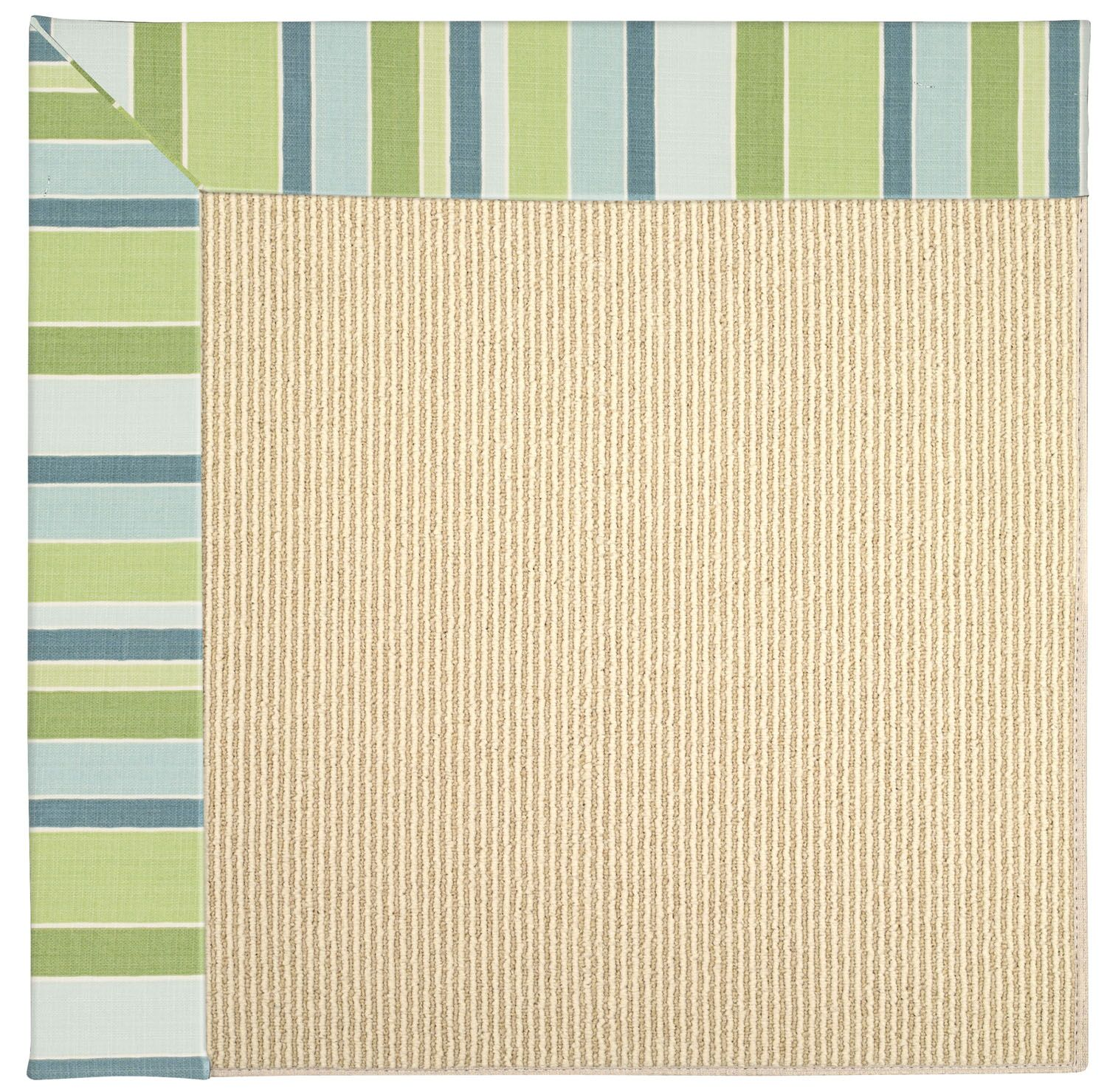 Lisle Bay Breeze Beige Indoor/Outdoor Area Rug