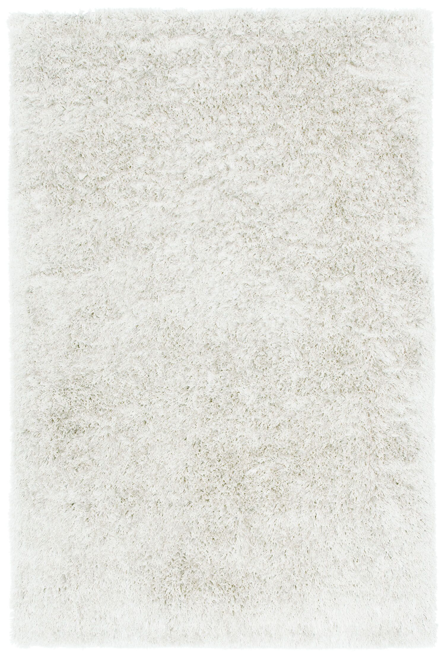 Trolley Line Vanilla White Area Rug Rug Size: Rectangle 5' x 8'