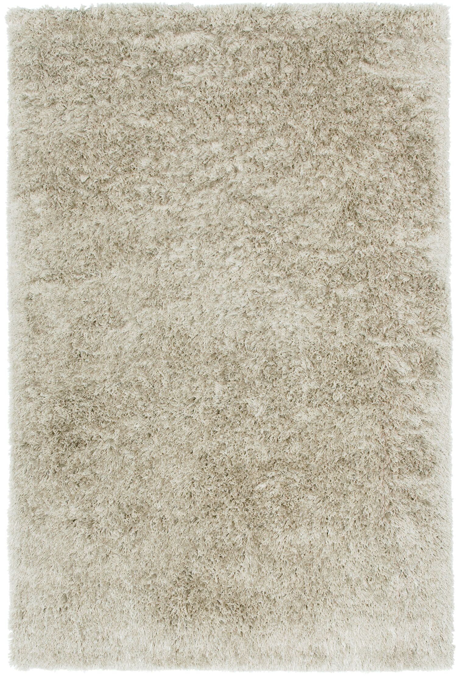 Trolley Line Ivory Area Rug Rug Size: Rectangle 8' x 11'