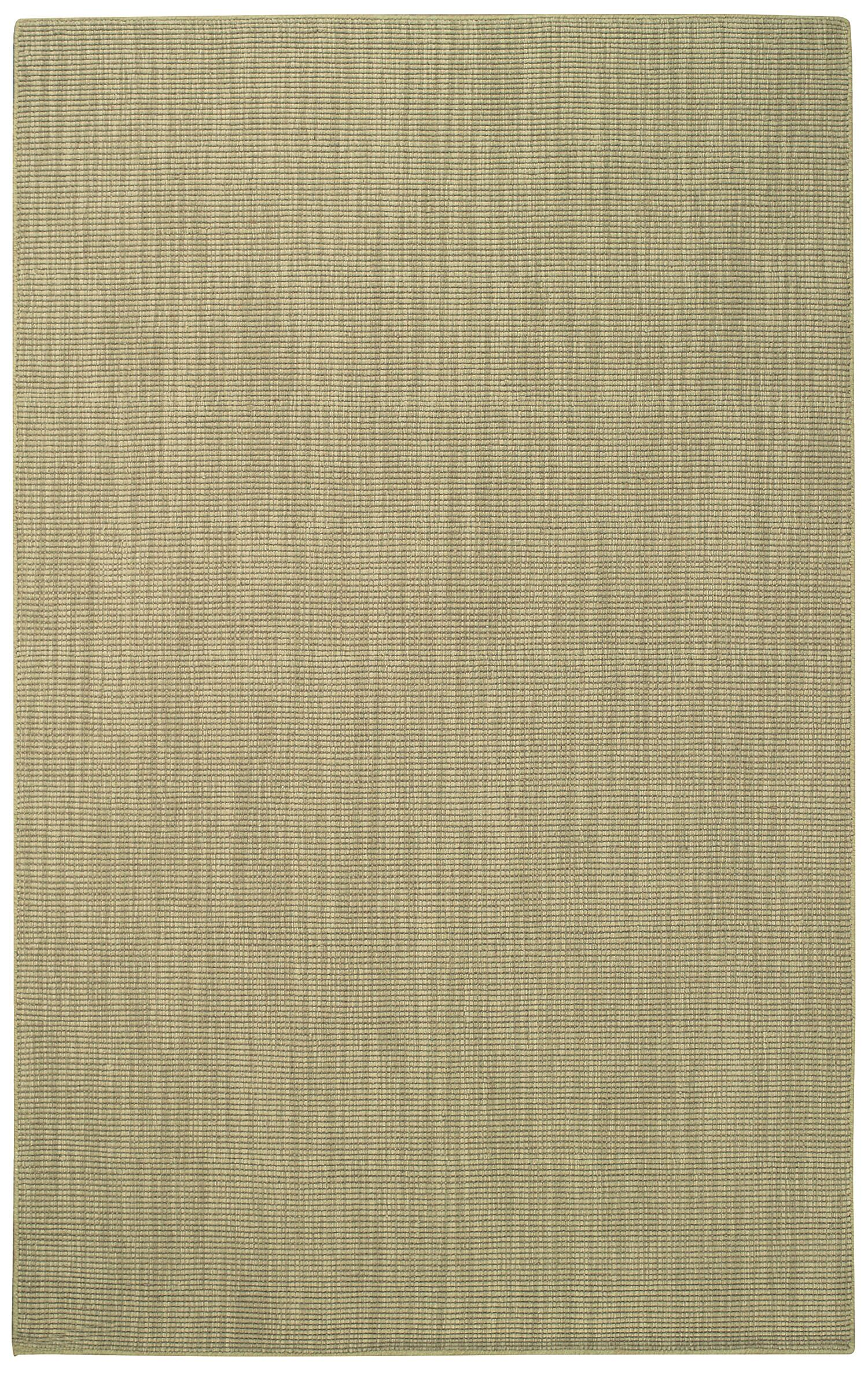 Hermitage Green Area Rug Rug Size: 9' x 12'