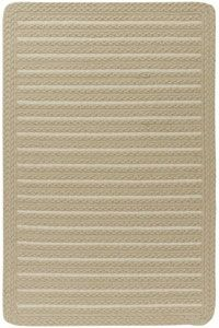 Lyndon Natural Indoor/Outdoor Area Rug Rug Size: Cross Sewn 4' x 6'