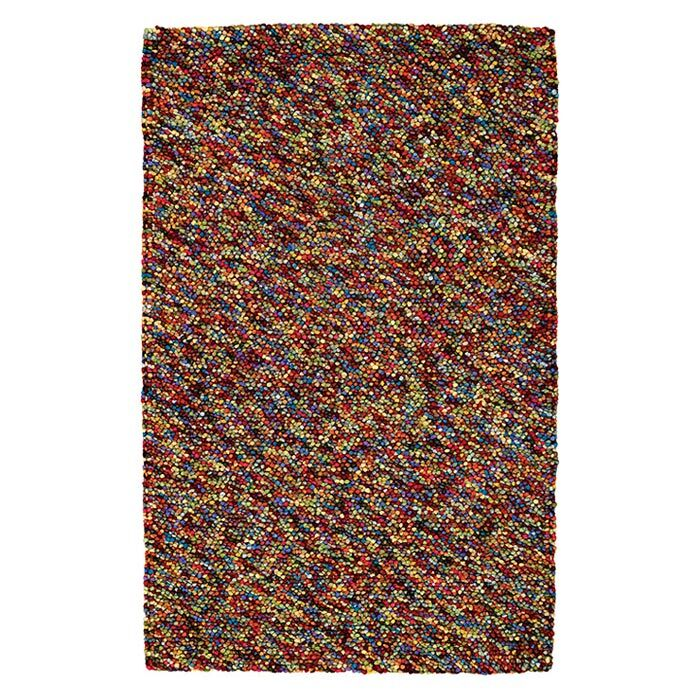 Temperance Multi Beans Area Rug Rug Size: 8' x 11'