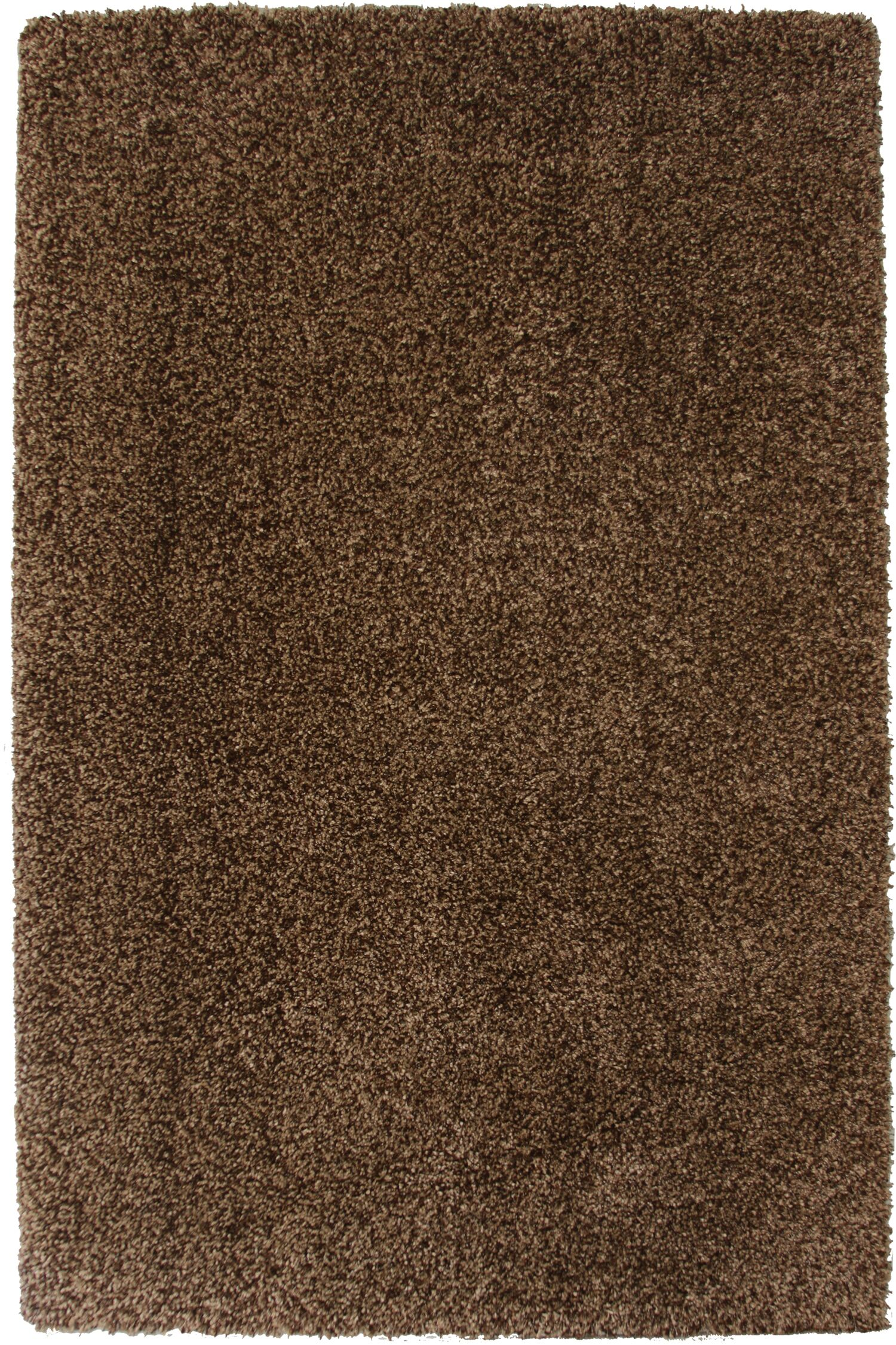 Peloquin Brown Area Rug Rug Size: 9'3