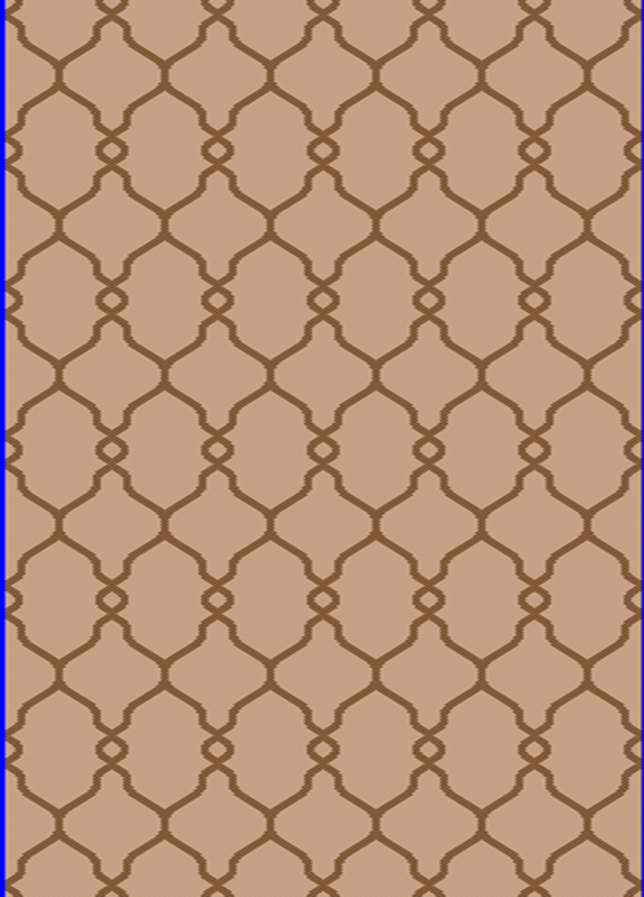Passion Beige Rug Rug Size: Rectangle 7'10