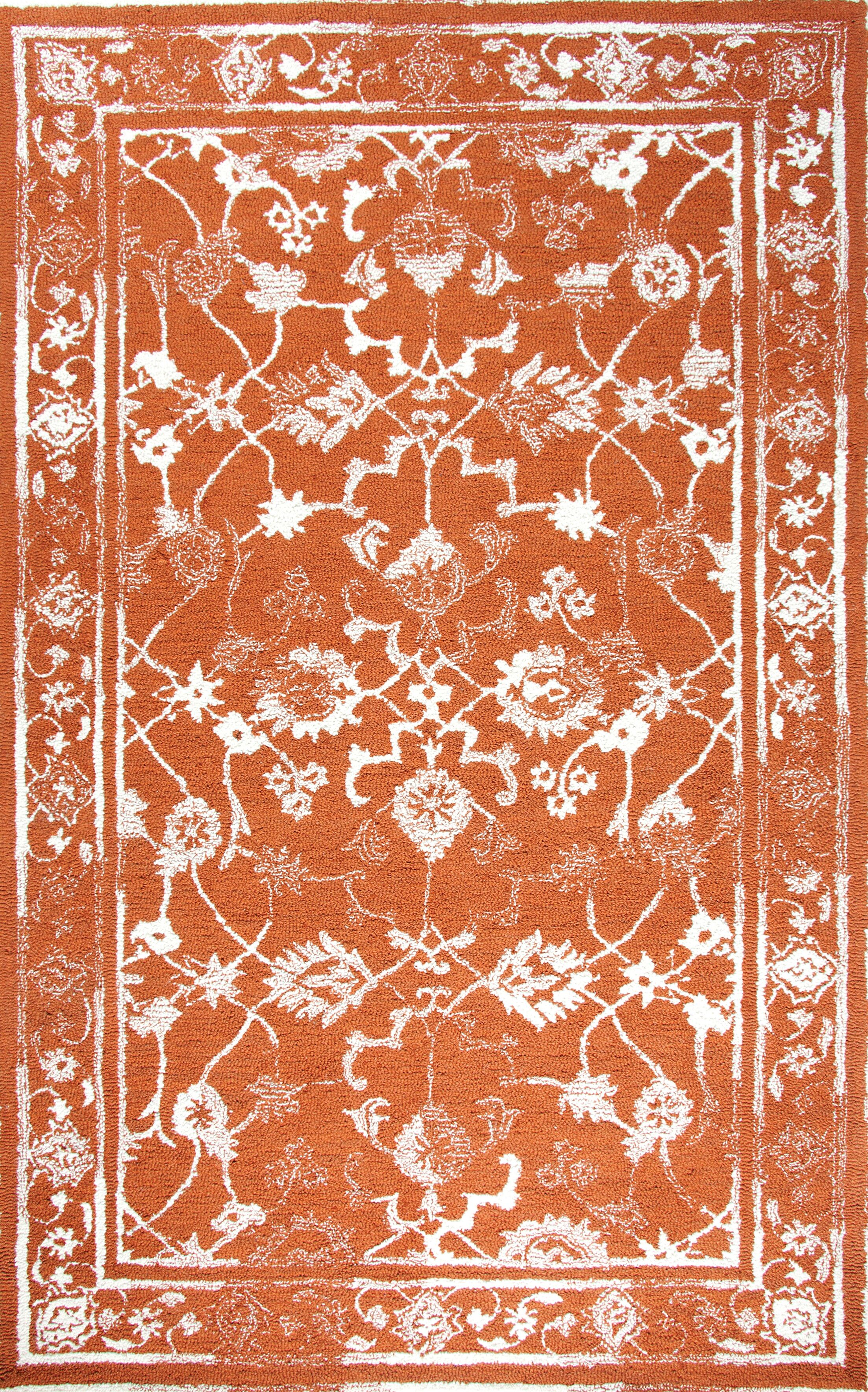 Montoya Copper Area Rug Rug Size: Rectangle 3'3