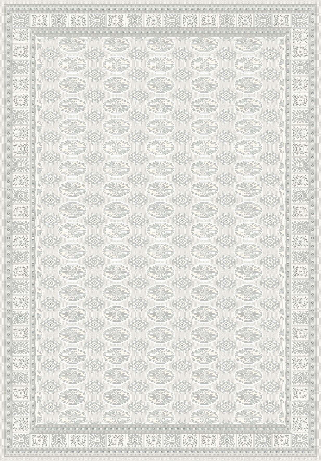 Florentia Gray Area Rug Rug Size: Rectangle 6'7