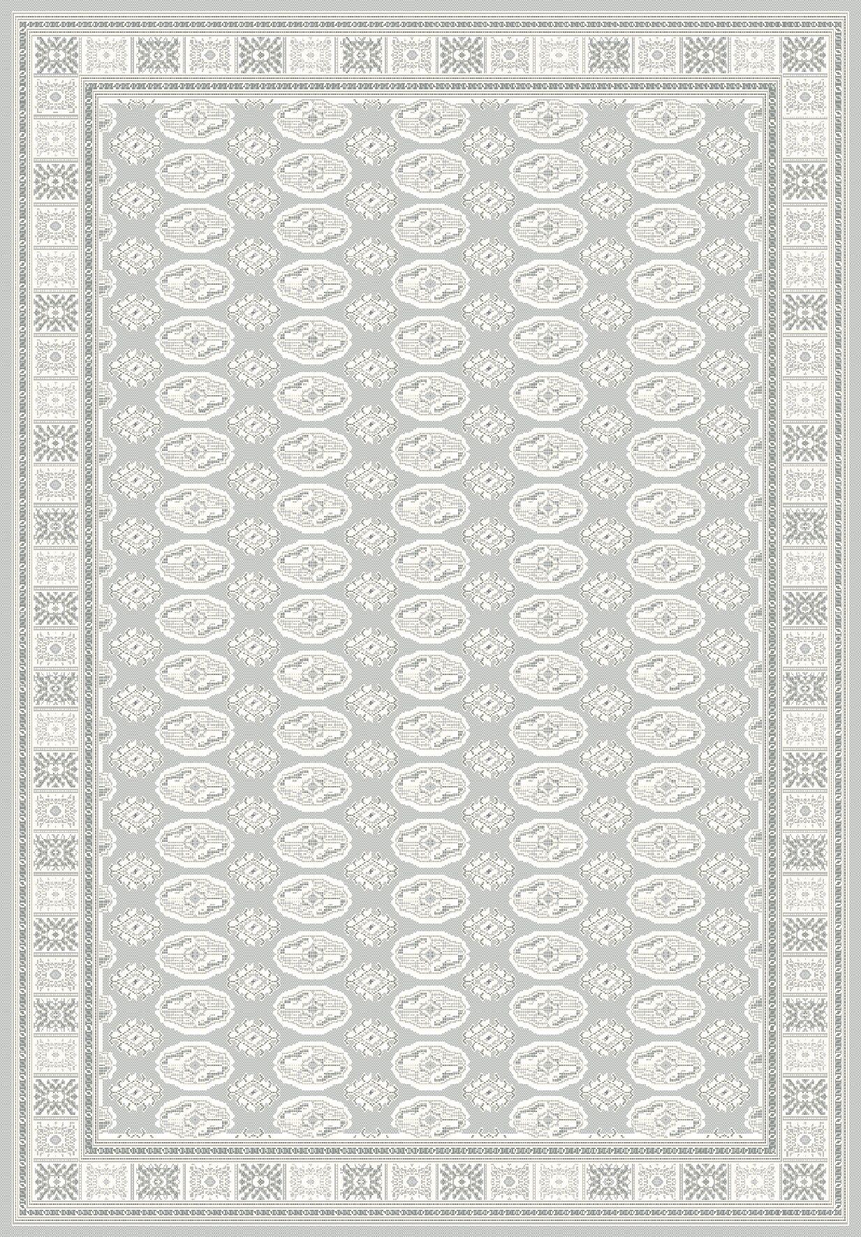 Florentia Dark Gray Area Rug Rug Size: Rectangle 6'7