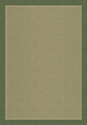 Paula Green Indoor/Outdoor Rug Rug Size: Rectangle 5'3