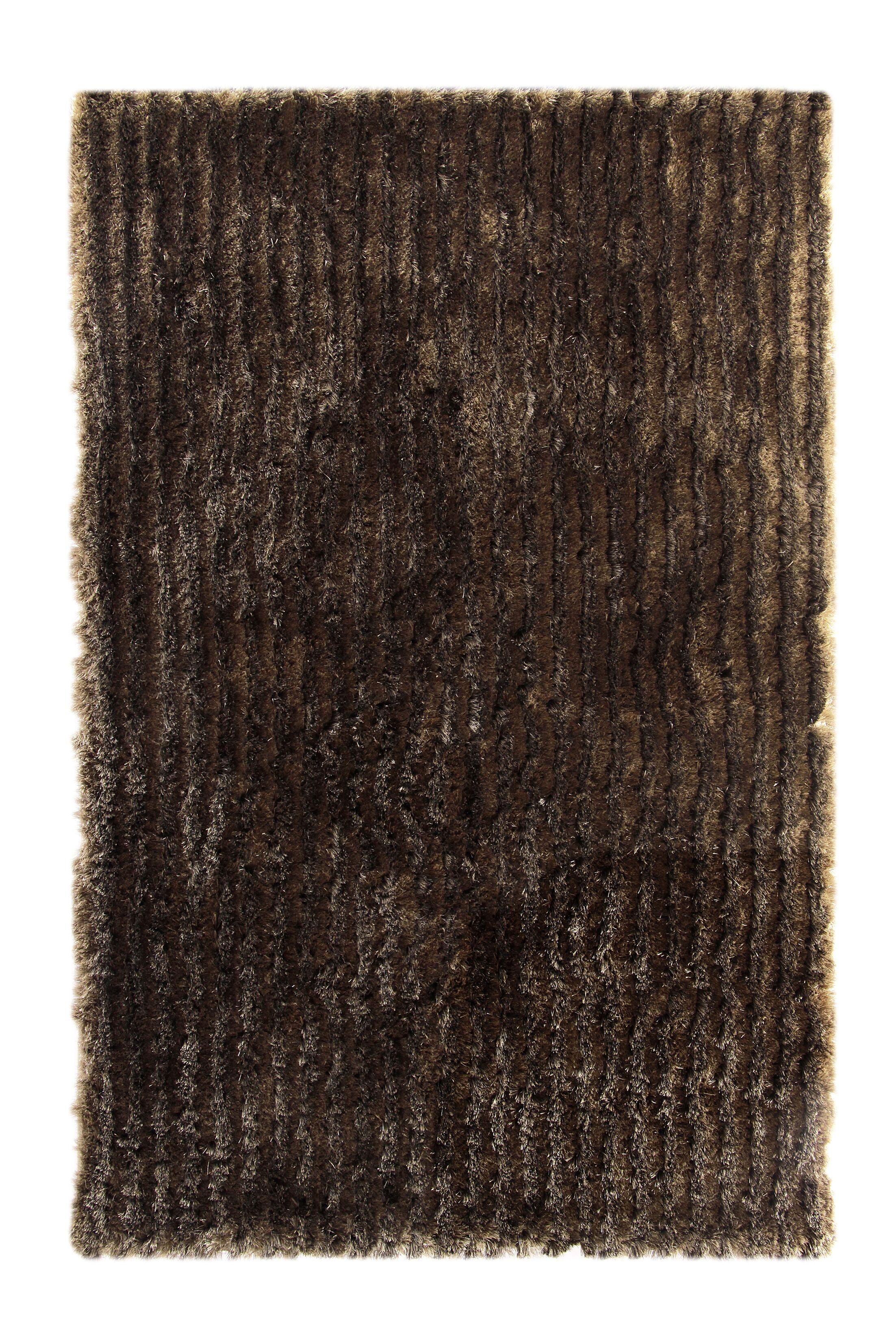 Safari Beige/Olive Rug Rug Size: Rectangle 3' x 5'