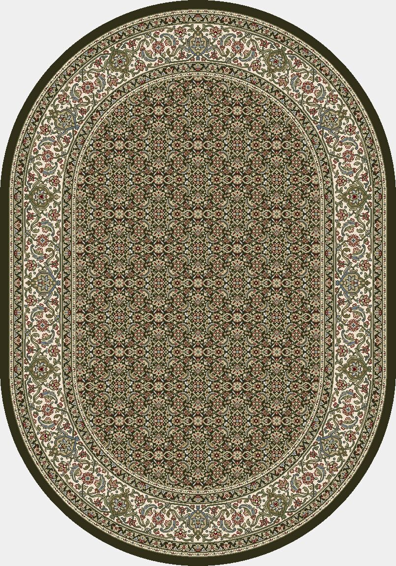 Attell Black Area Rug Rug Size: Oval 5'3
