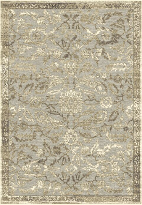 Swan Ivory Area Rug Rug Size: Rectangle 7'10