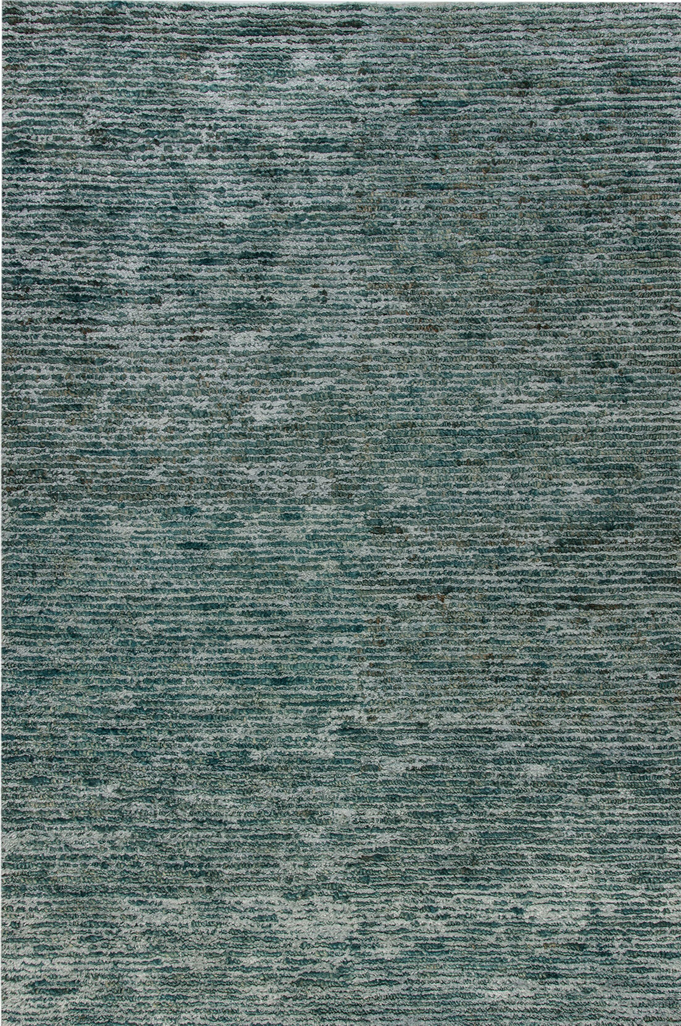 Gem Hand-Woven Blue Area Rug Rug Size: Rectangle 5' x 8'