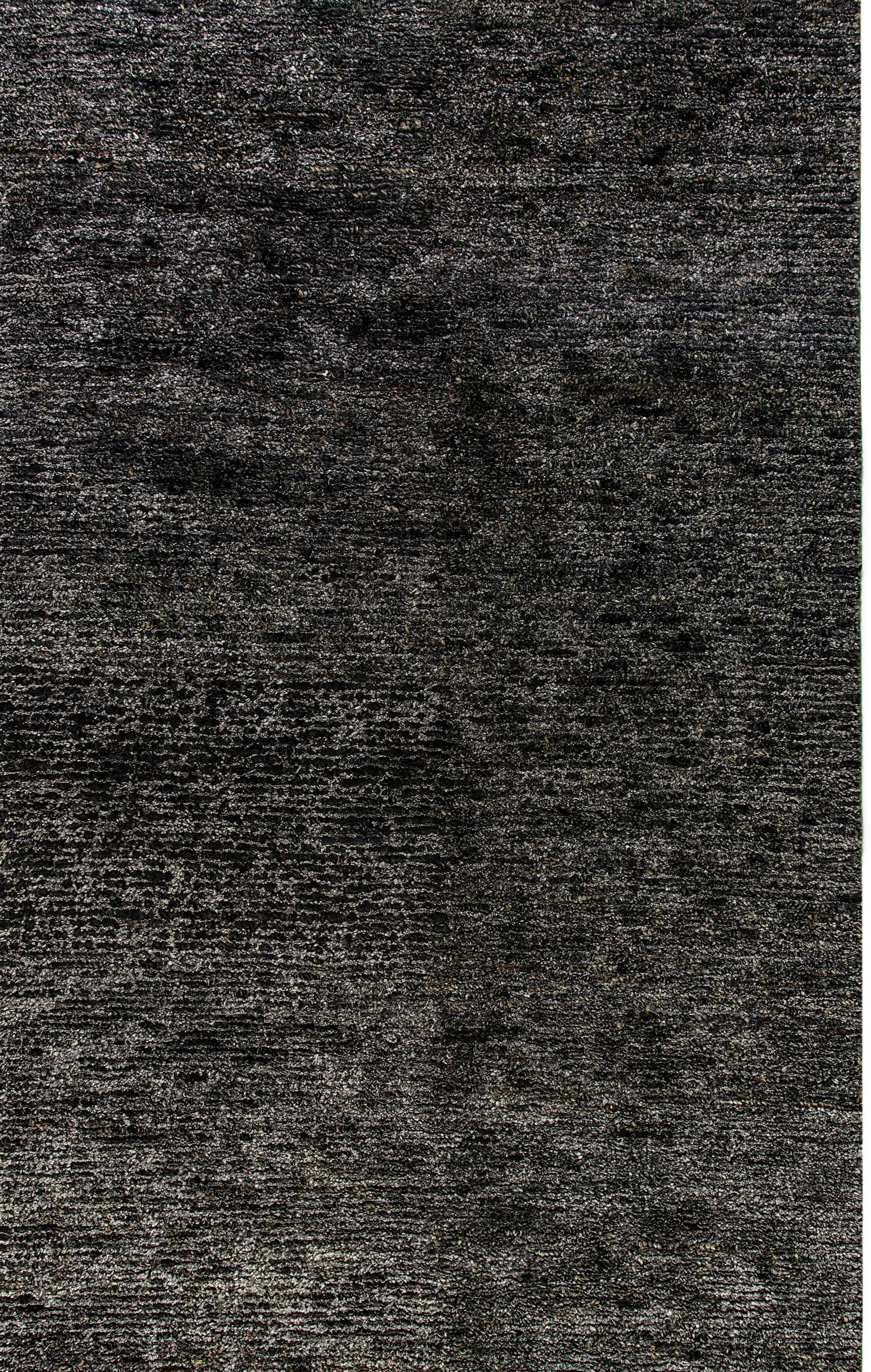 Gem Hand-Woven Charcoal Area Rug Rug Size: Rectangle 5' x 8'