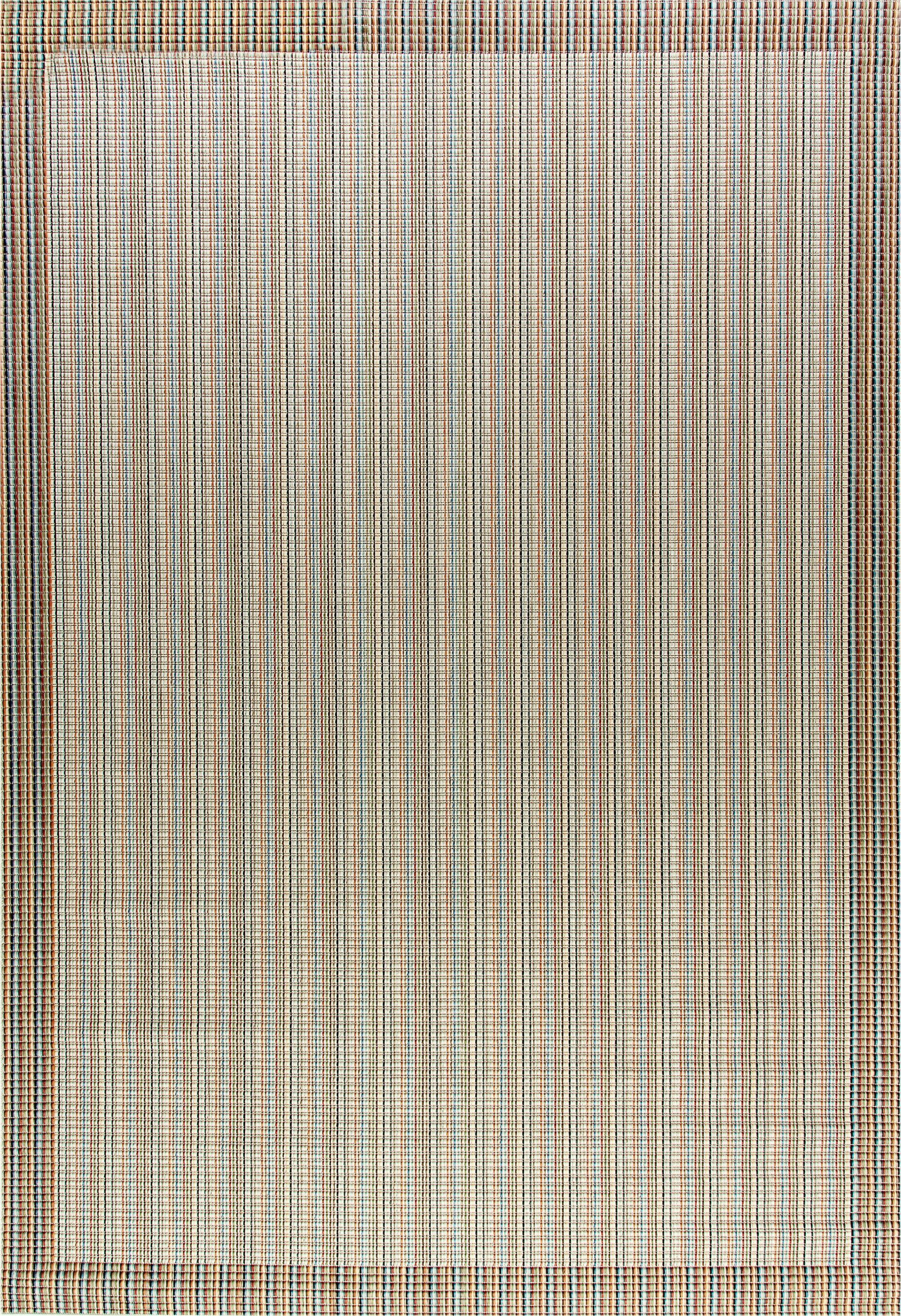 Wilcox Brown Indoor/Outdoor Area Rug Rug Size: Rectangle 6'7