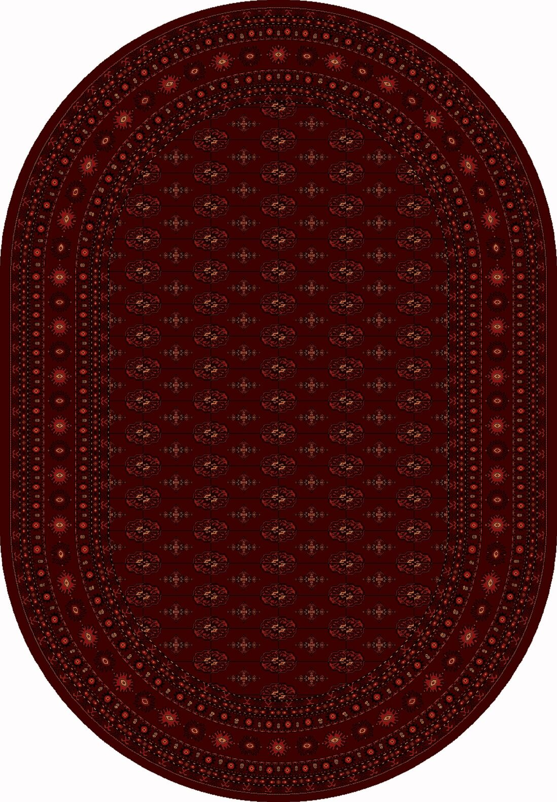 Attell Rug Rug Size: Rectangle 6'7