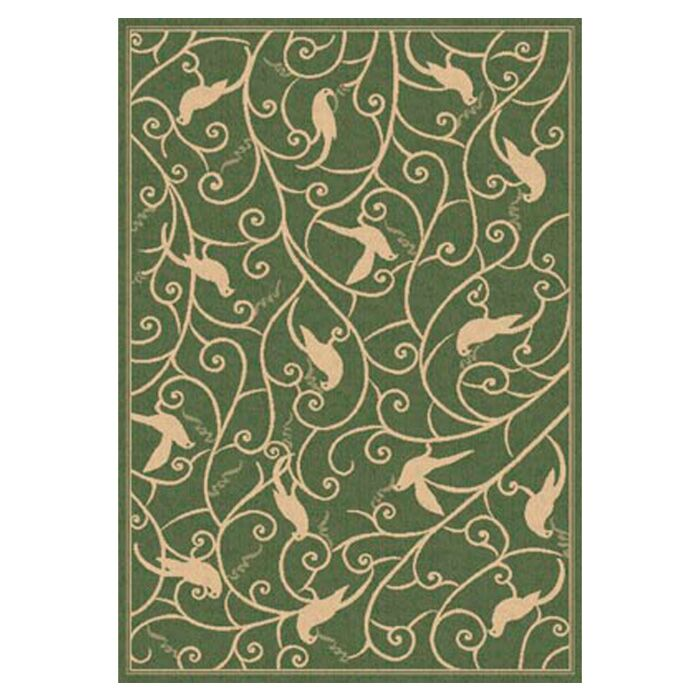 Rachael Green Indoor/Outdoor Area Rug Rug Size: Rectangle 6'7