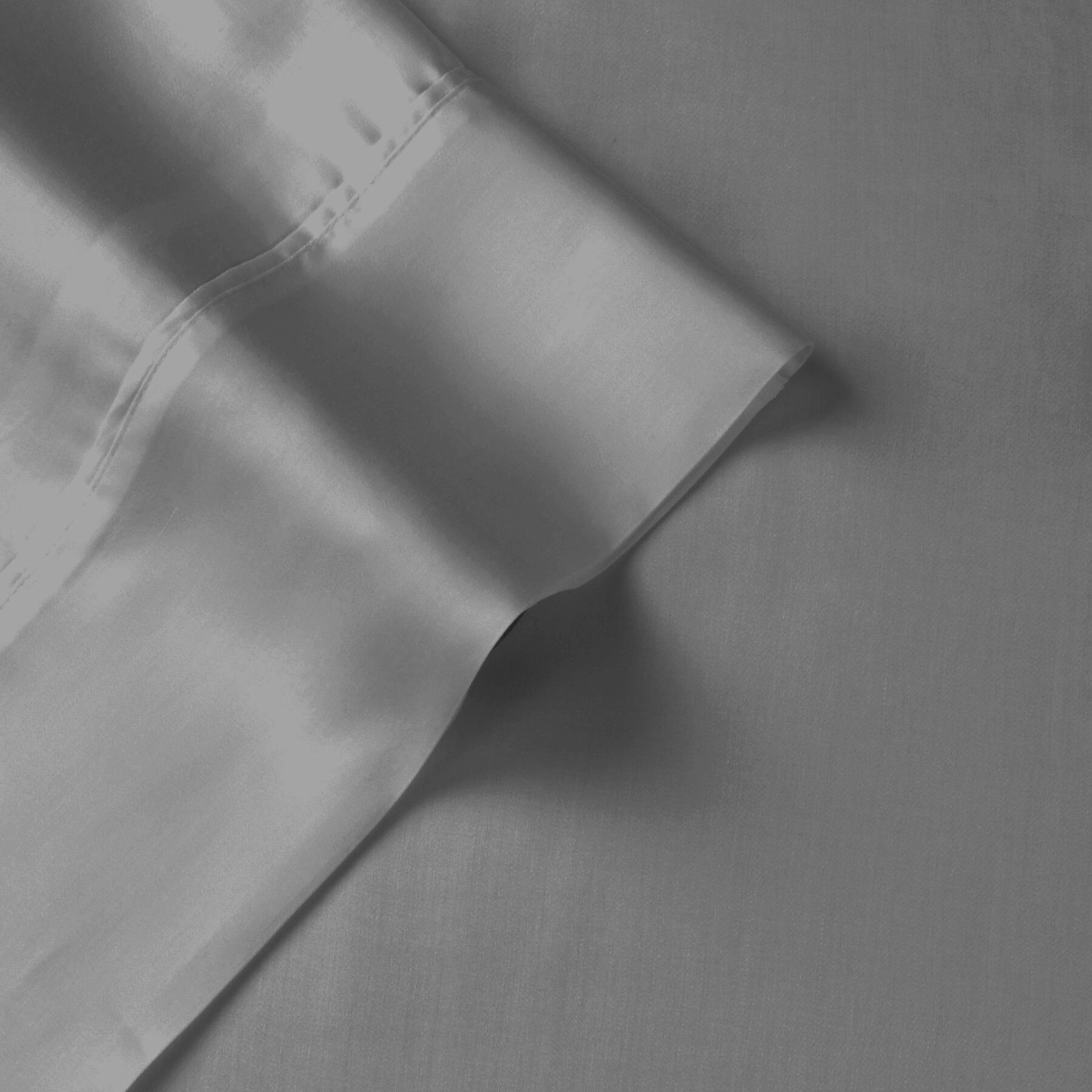 Tencel 300 Thread Count Sheet Set Size: King, Color: Glacier Grey