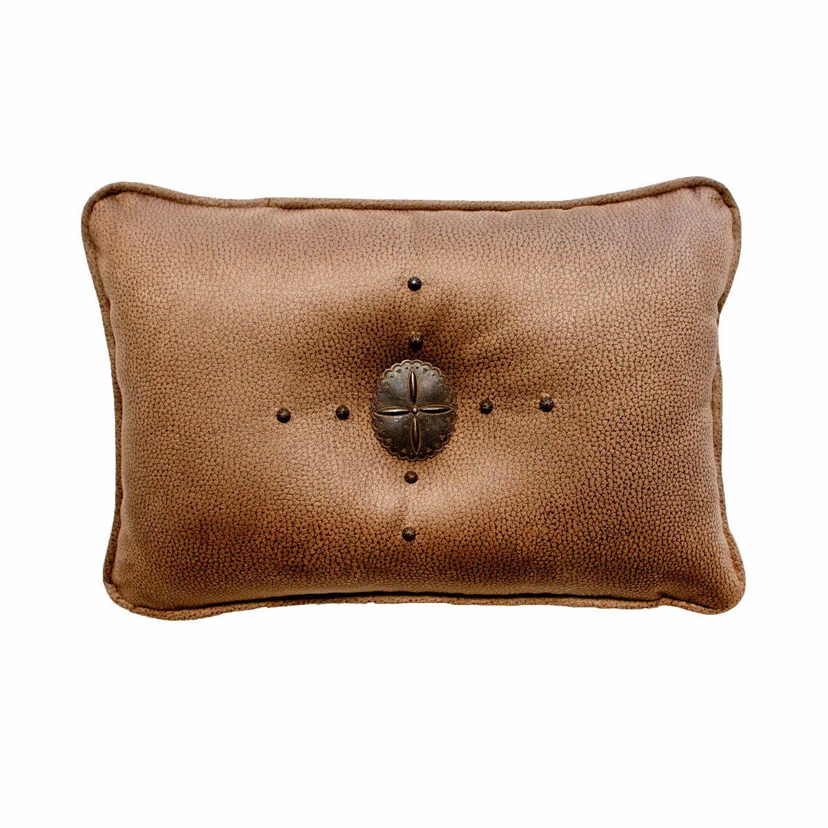Echo Canyon Lumbar Pillow Color: Denver Chestnut