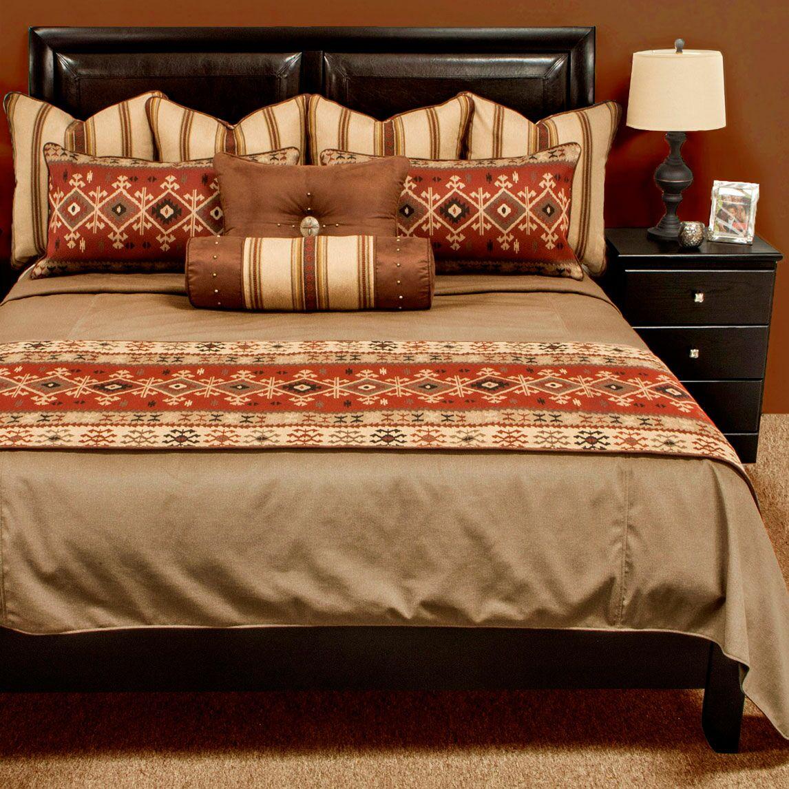 Hanover Bed Runner Size: King