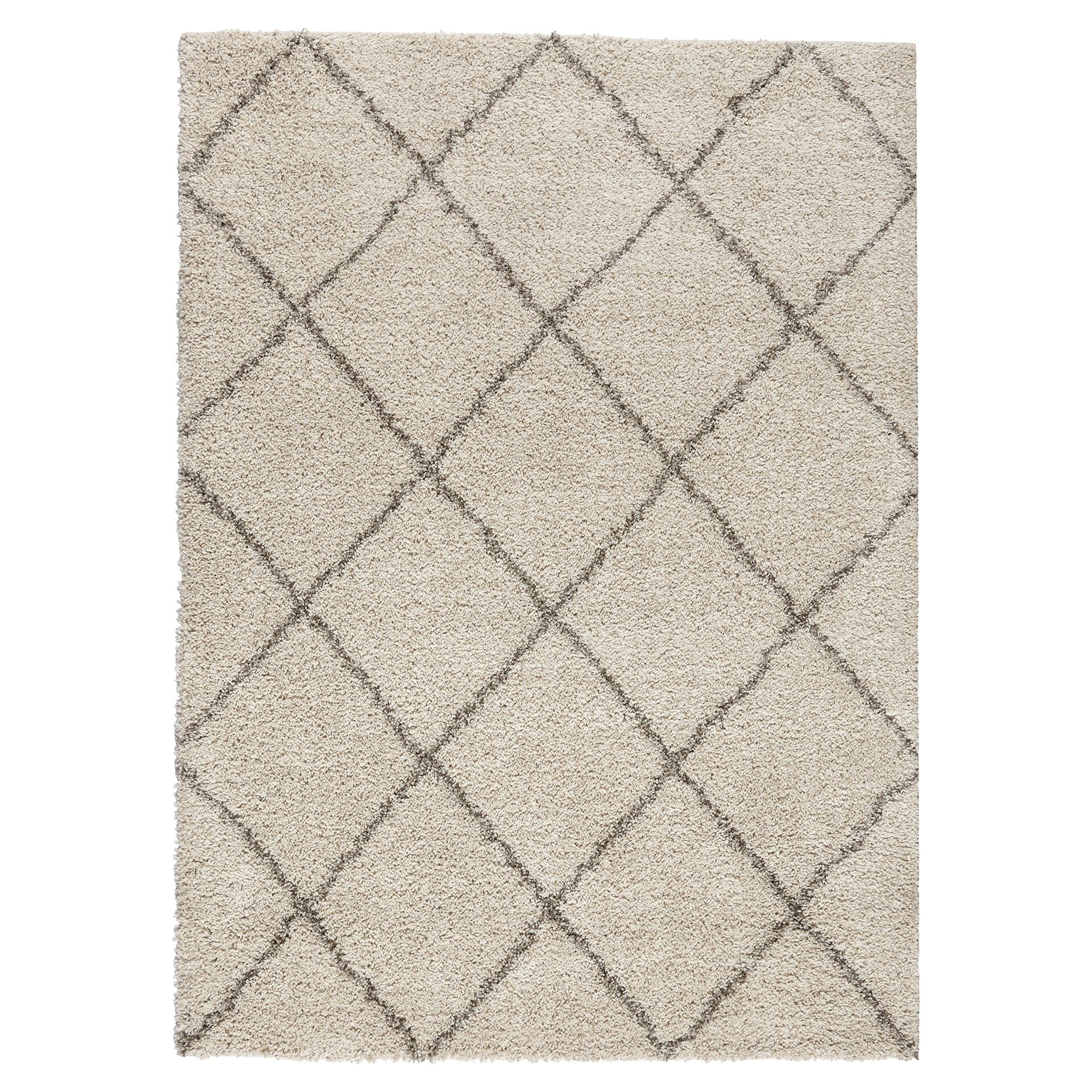 Kalypso Ivory Area Rug Rug Size: Rectangle 9' x 12'