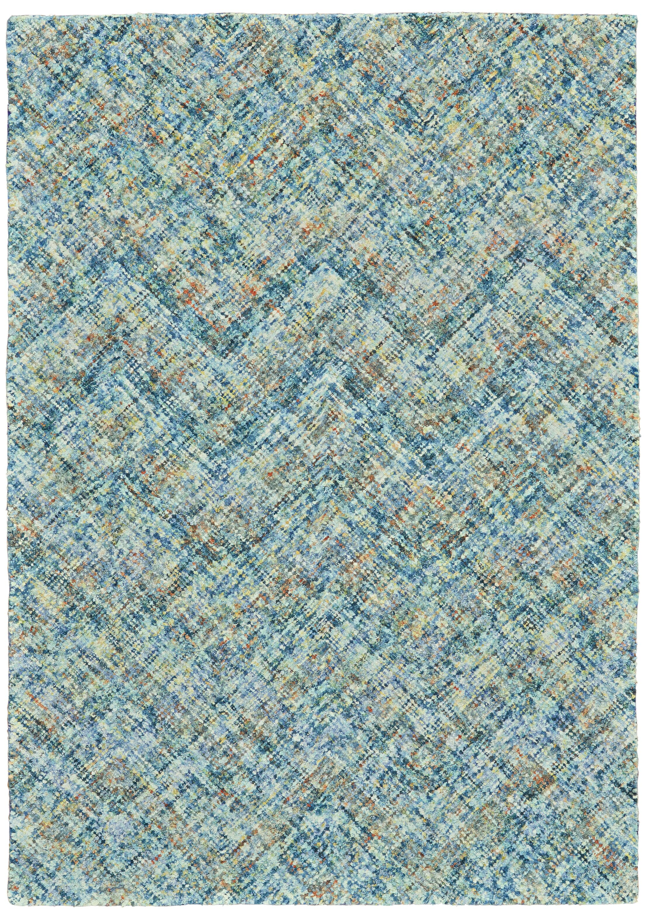 Valverde Hand-Tufted Parisian Area Rug Rug Size: Rectangle 5' x 8'