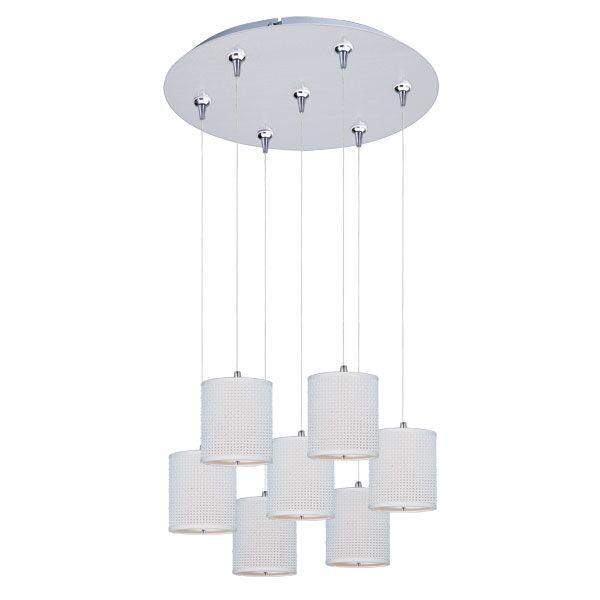 Denning 7-Light Cluster Pendant