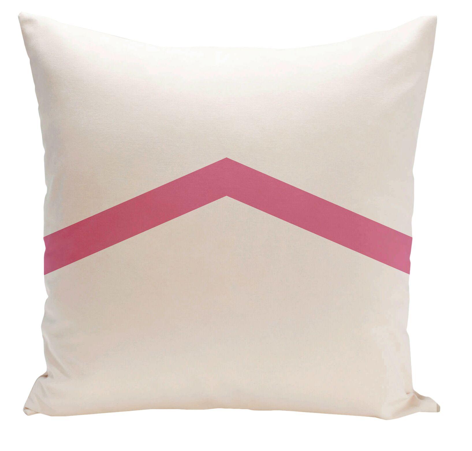 Down Throw Pillow Size: 16