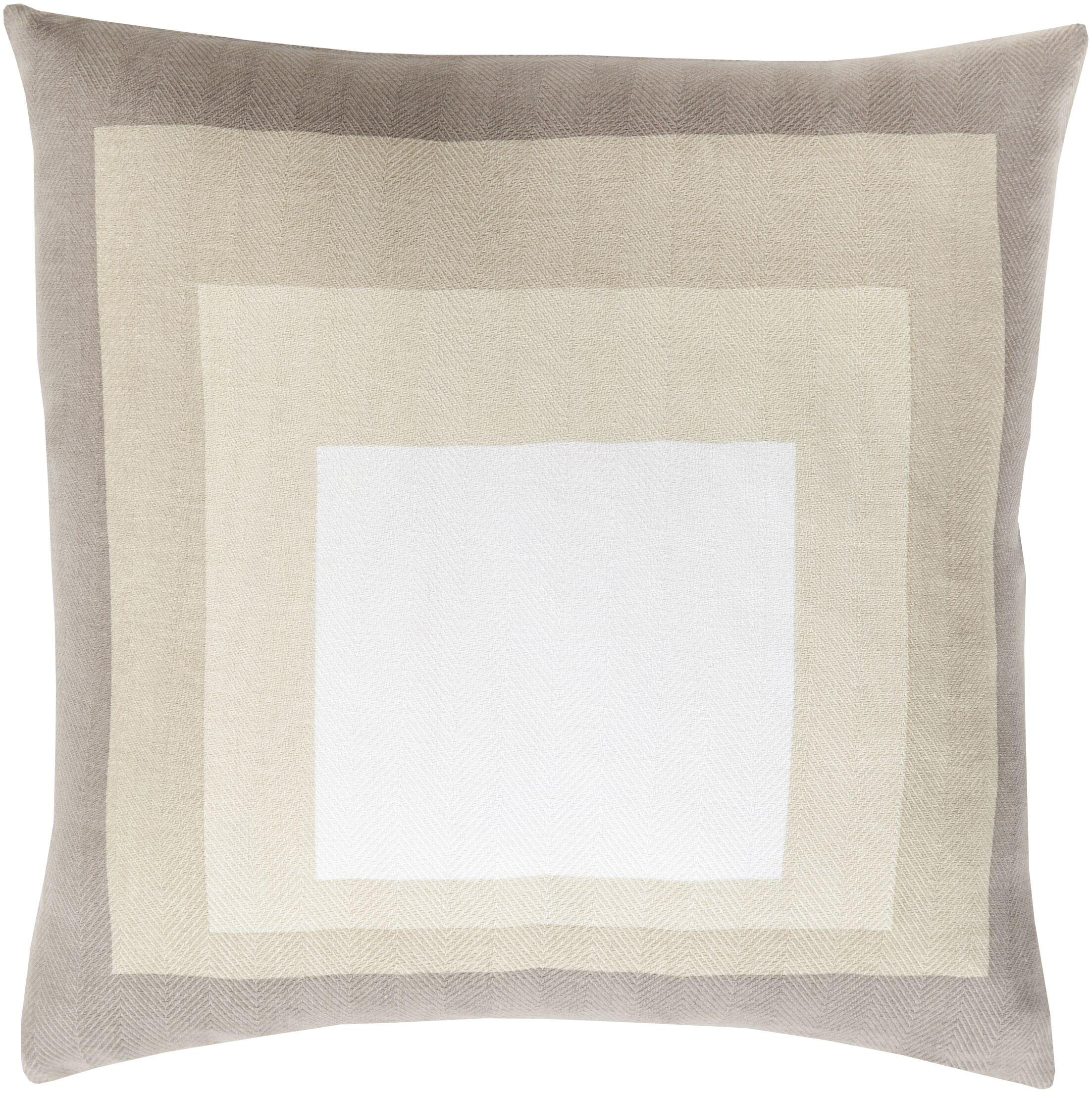 Vasilisa 100% Cotton Throw Pillow Size: 22