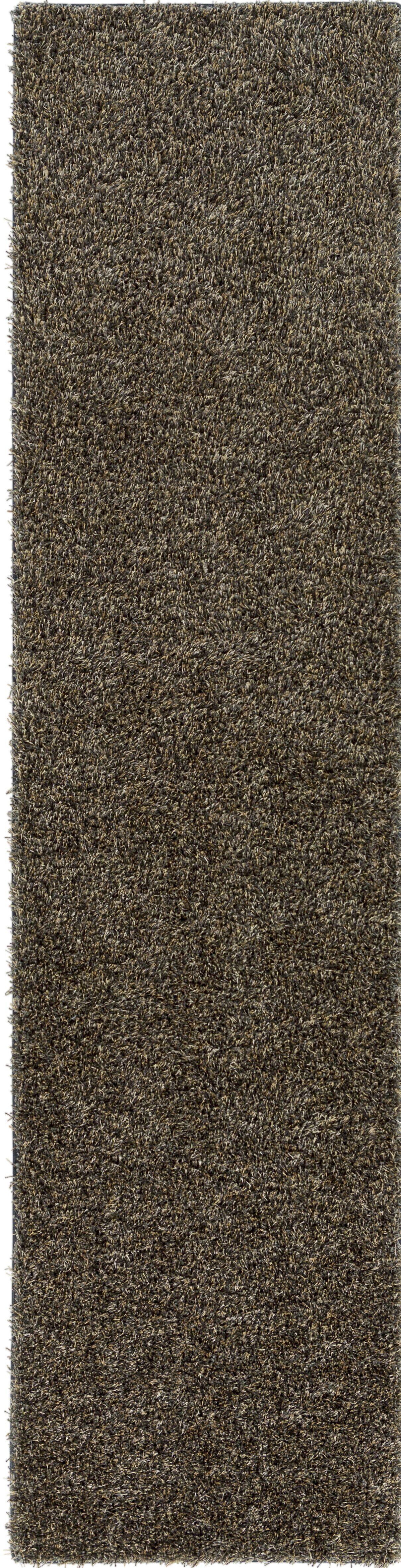 Dulcia Gray Area Rug Rug Size: Runner 2' x 10'
