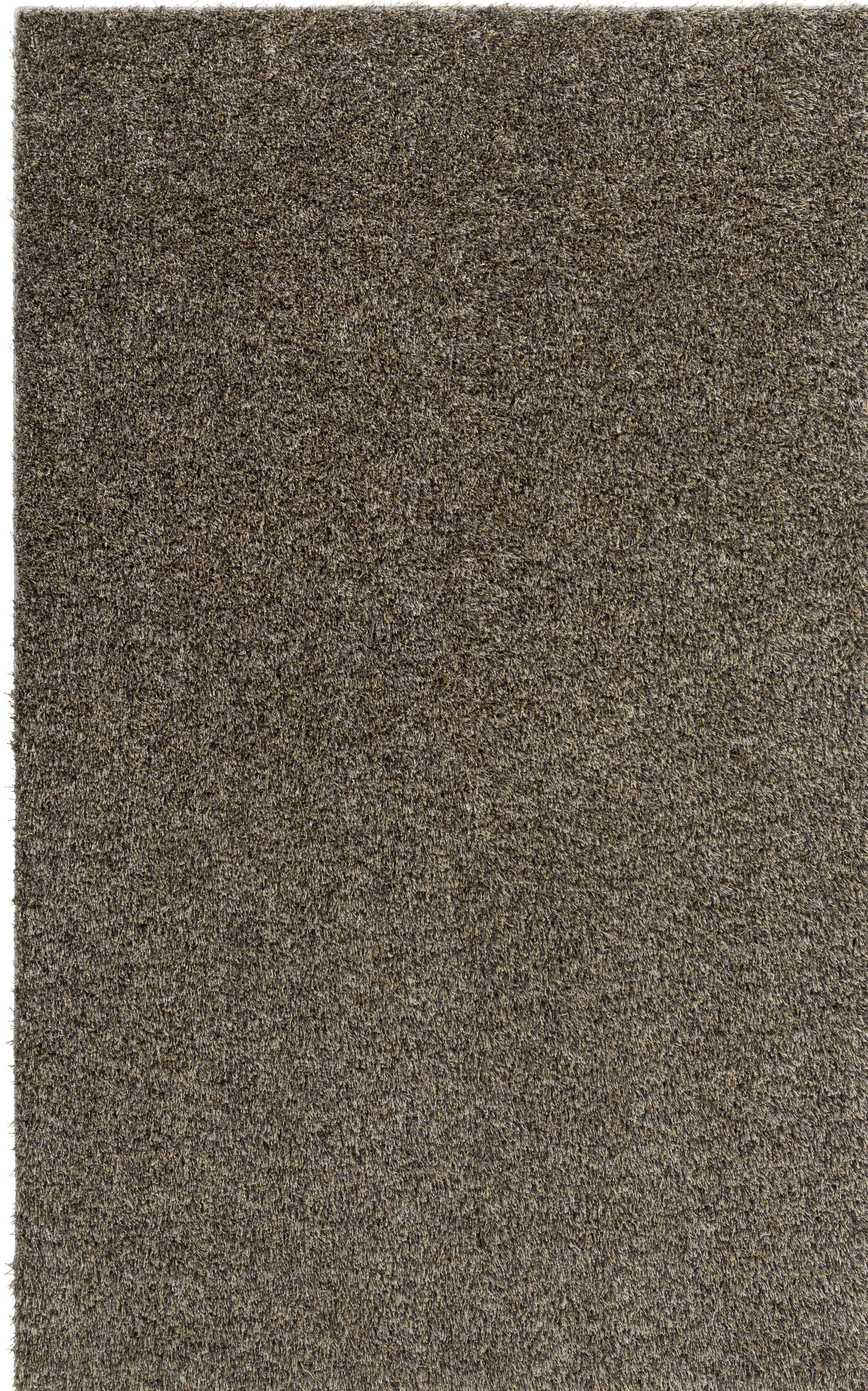 Dulcia Solid Gray Area Rug Rug Size: Rectangle 9' x 13'