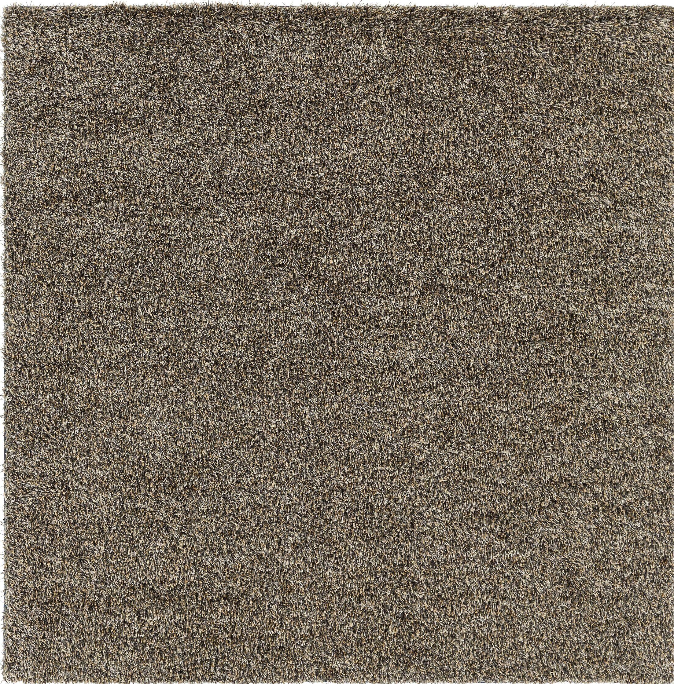 Dulcia Gray Area Rug Rug Size: Square 6'
