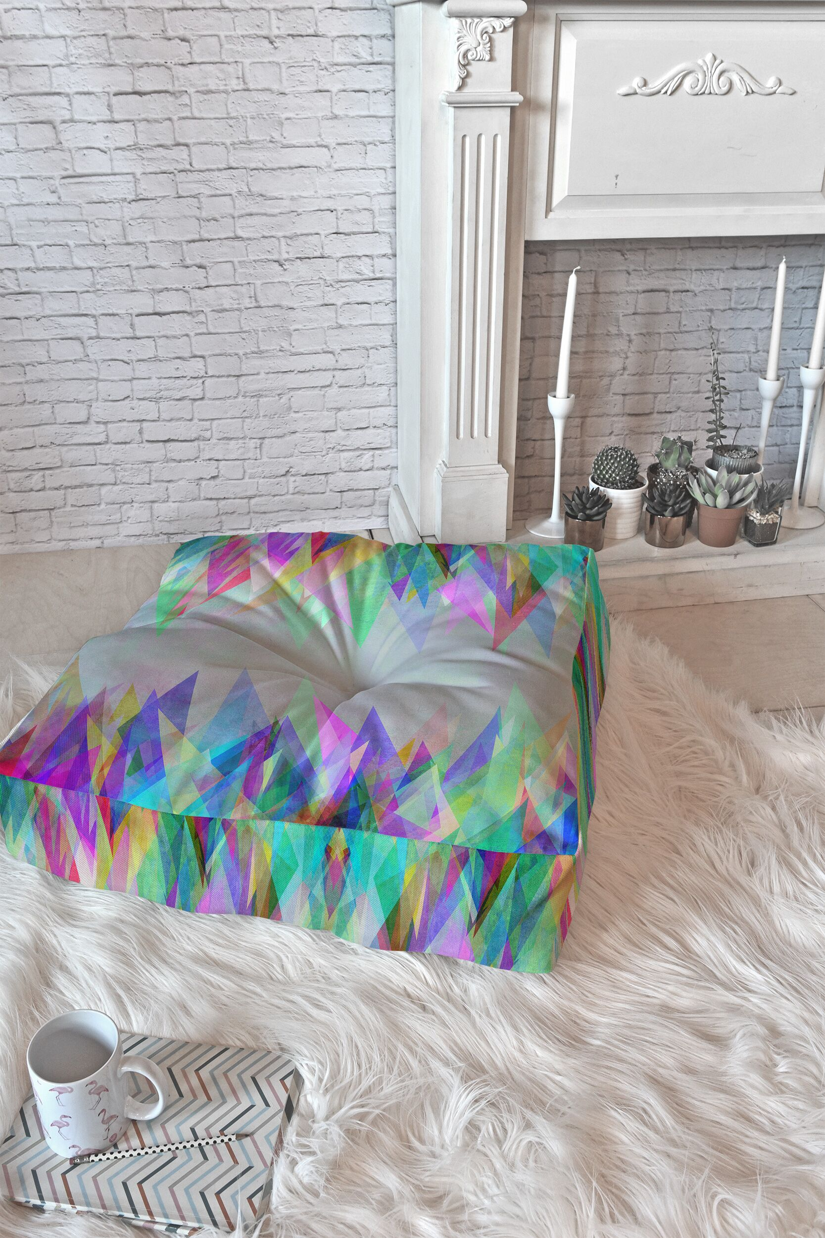Kester Floor Pillow
