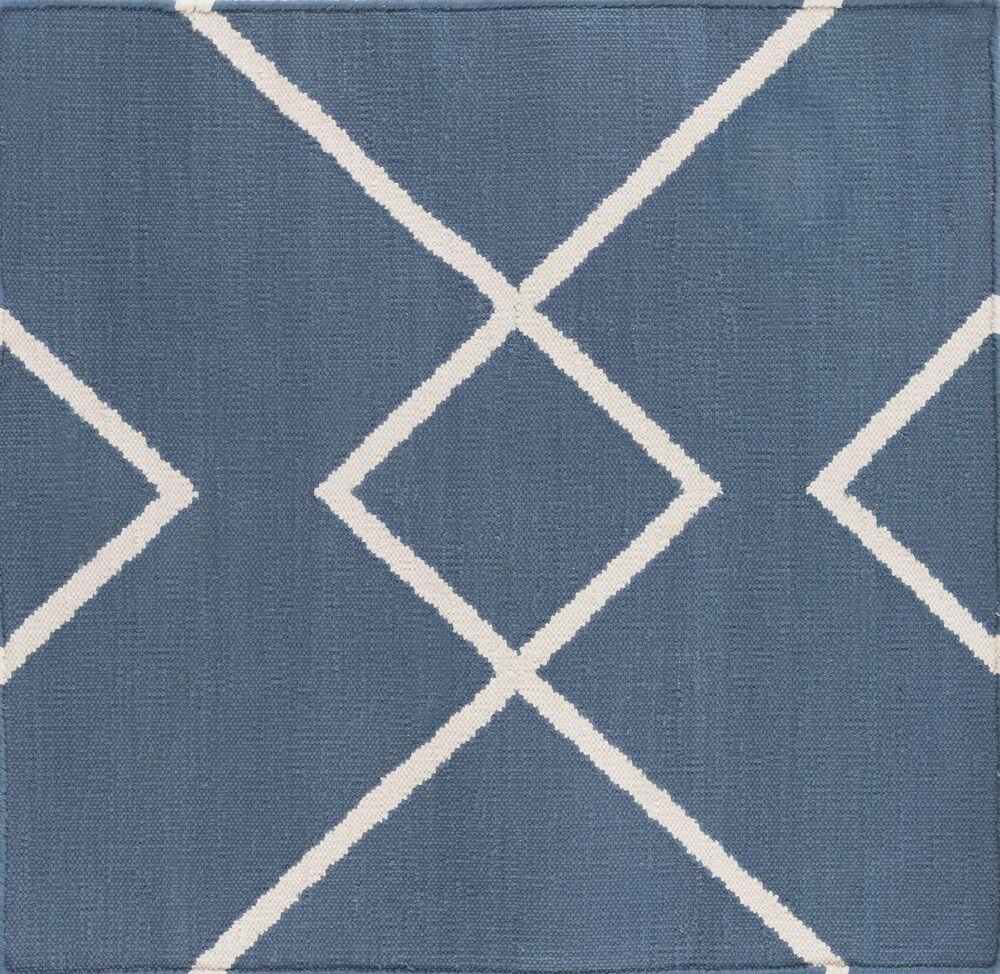 Smyth Slate/Ivory Area Rug Rug Size: Rectangle 4' x 6'
