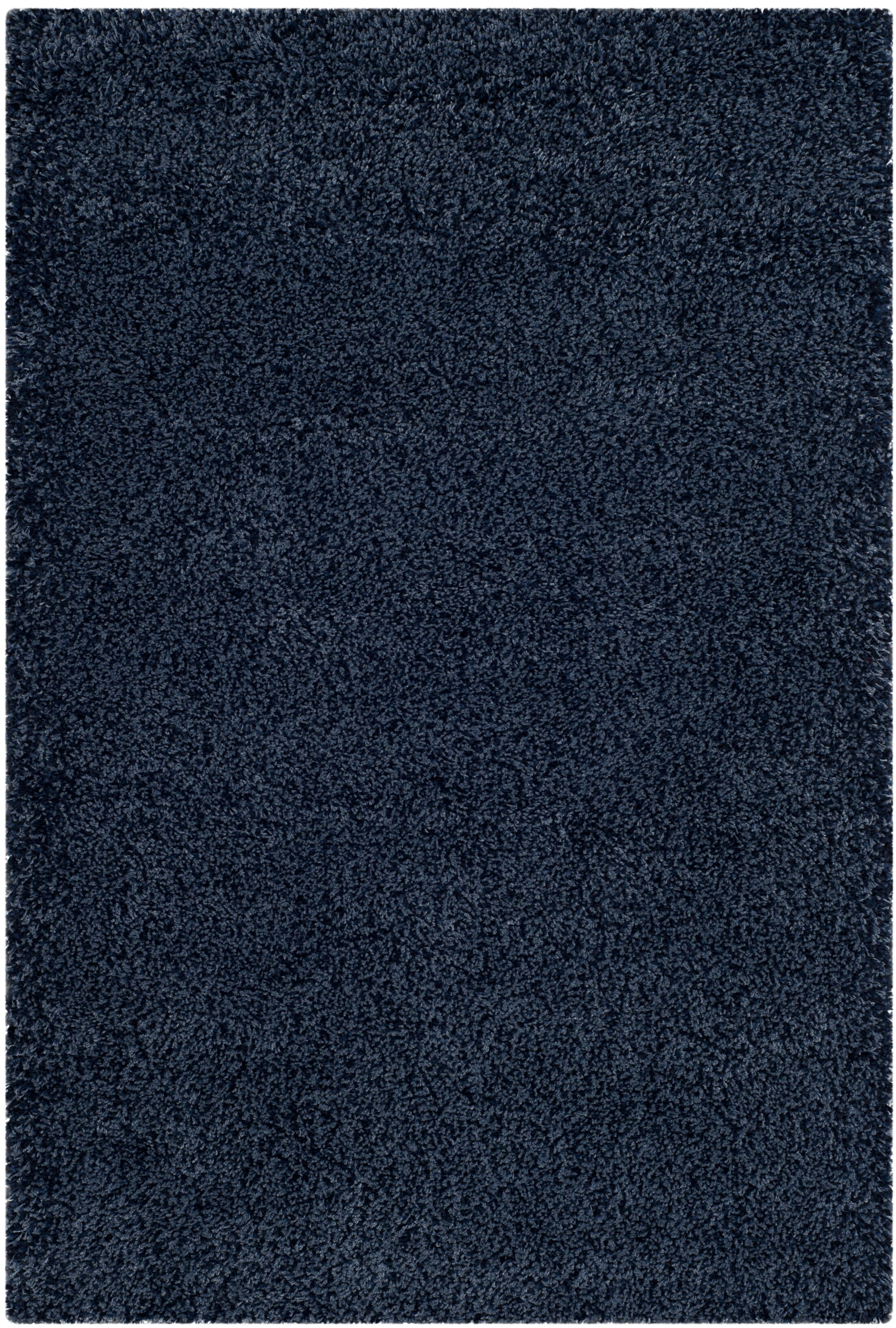 Brickner Blue Area Rug Rug Size: Rectangle 4' x 6 '