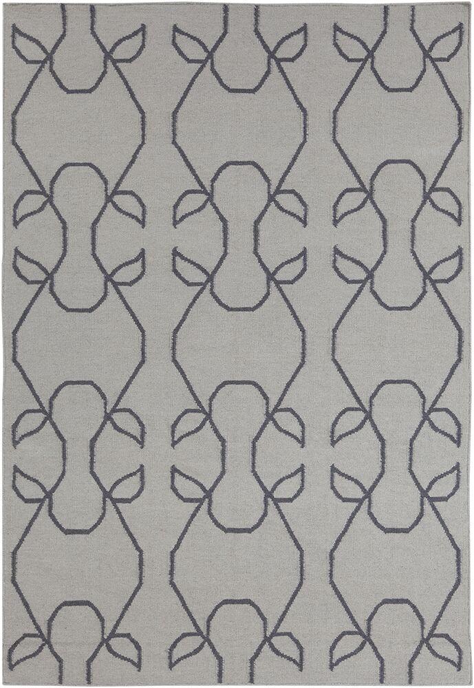 Mittler Handmade Abstract Rug Rug Size: Rectangle 5' x 7'