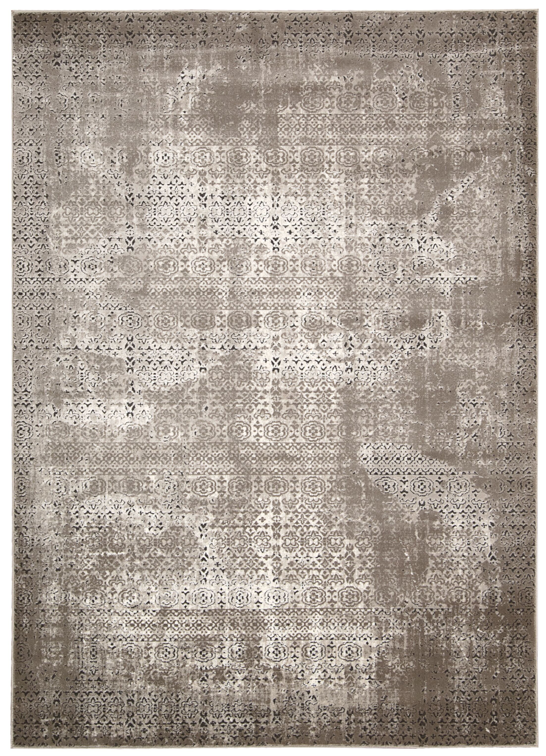 Duncanville Gray Area Rug Rug Size: Rectangle 7'10