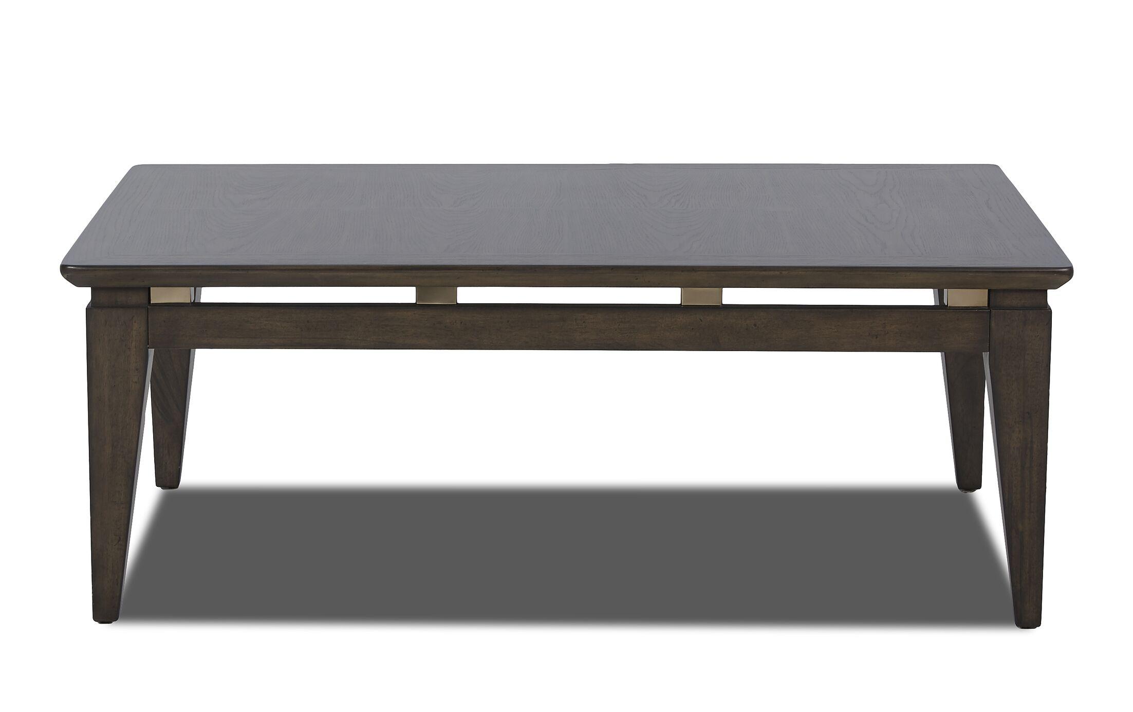Amabilia Coffee Table with Magazine Rack