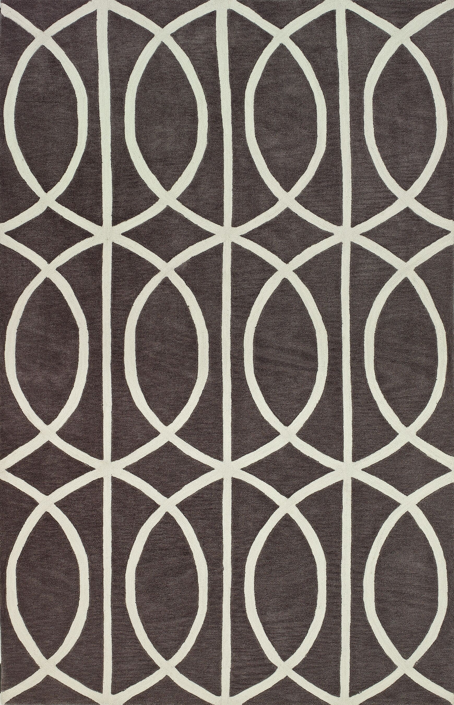 Blackledge Gray Area Rug Rug Size: Rectangle 8' x 10'