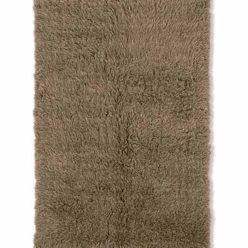 Ransdell Wool Mushroom Area Rug Rug Size: Rectangle 9' x 12'