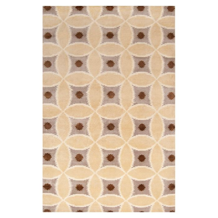 Cherree Area Rug Rug Size: Rectangle 8' x 11'