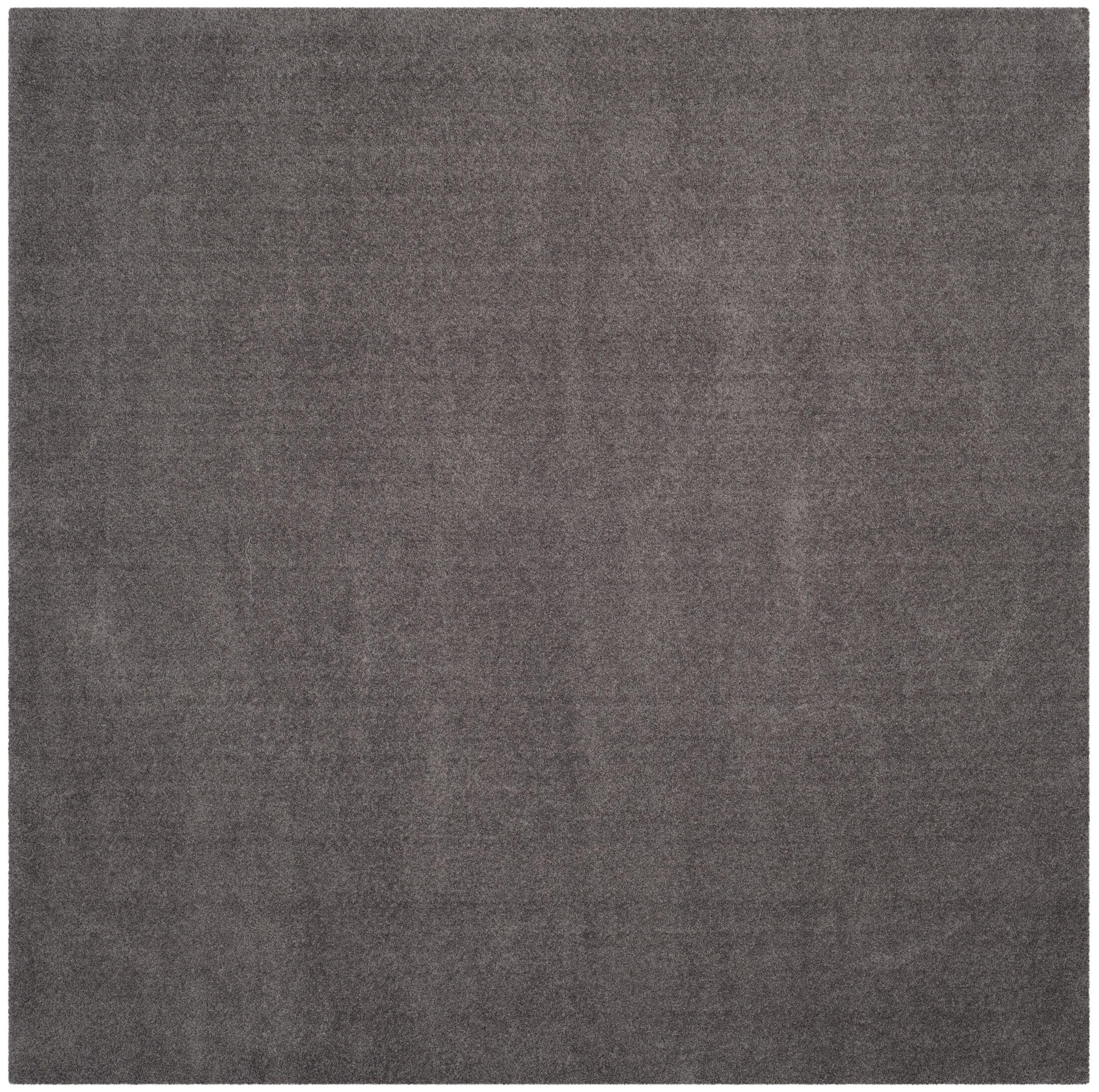 Blackstock Gray Area Rug Rug Size: Square 6'7