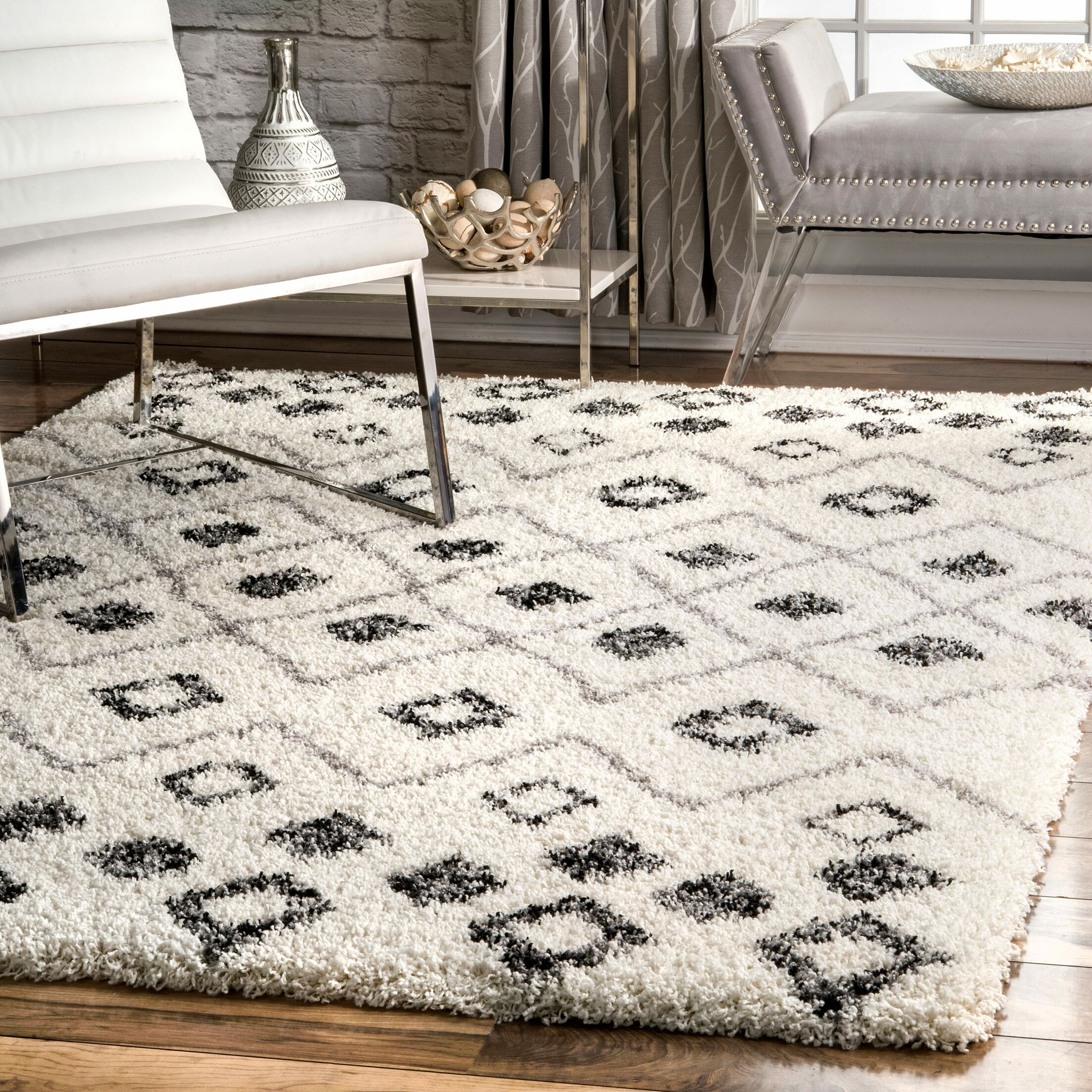 Patchin Beige Area Rug Rug Size: Rectangle 4' x 6'